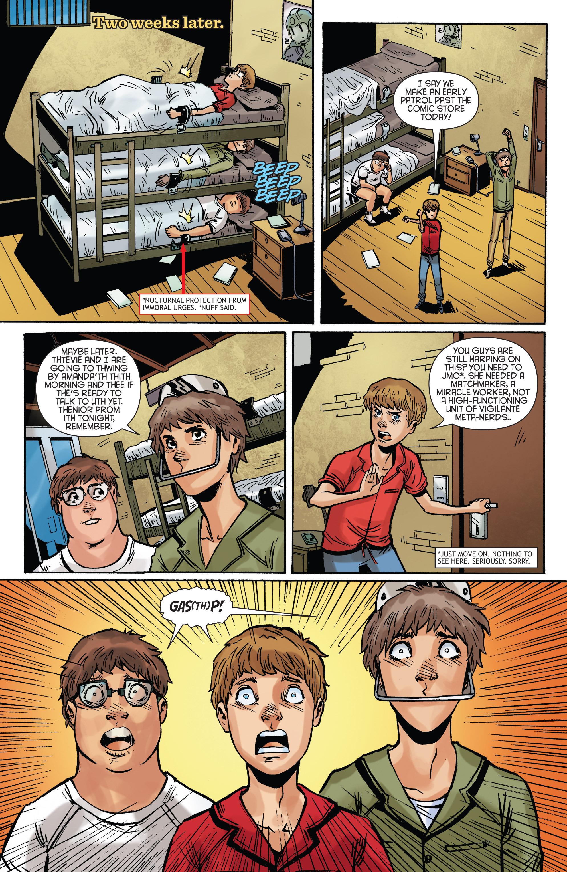 Read online Smosh comic -  Issue #2 - 14
