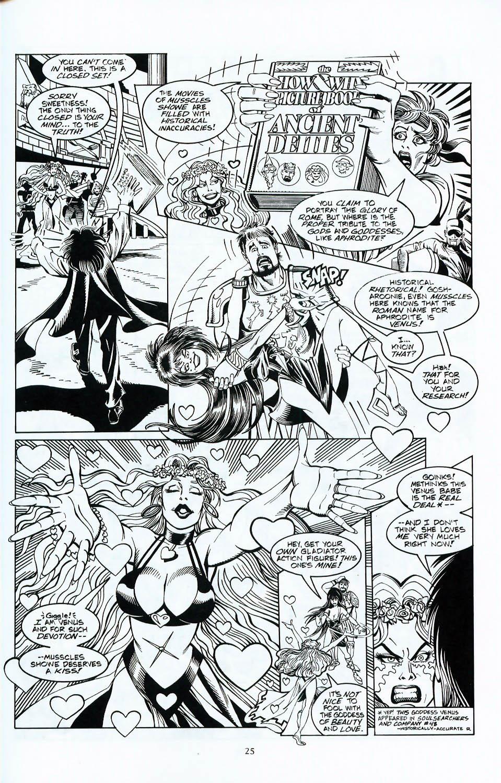 Read online Elvira, Mistress of the Dark comic -  Issue #117 - 22