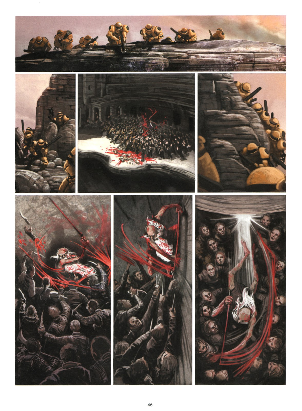 Showman Killer issue 1 - Page 46
