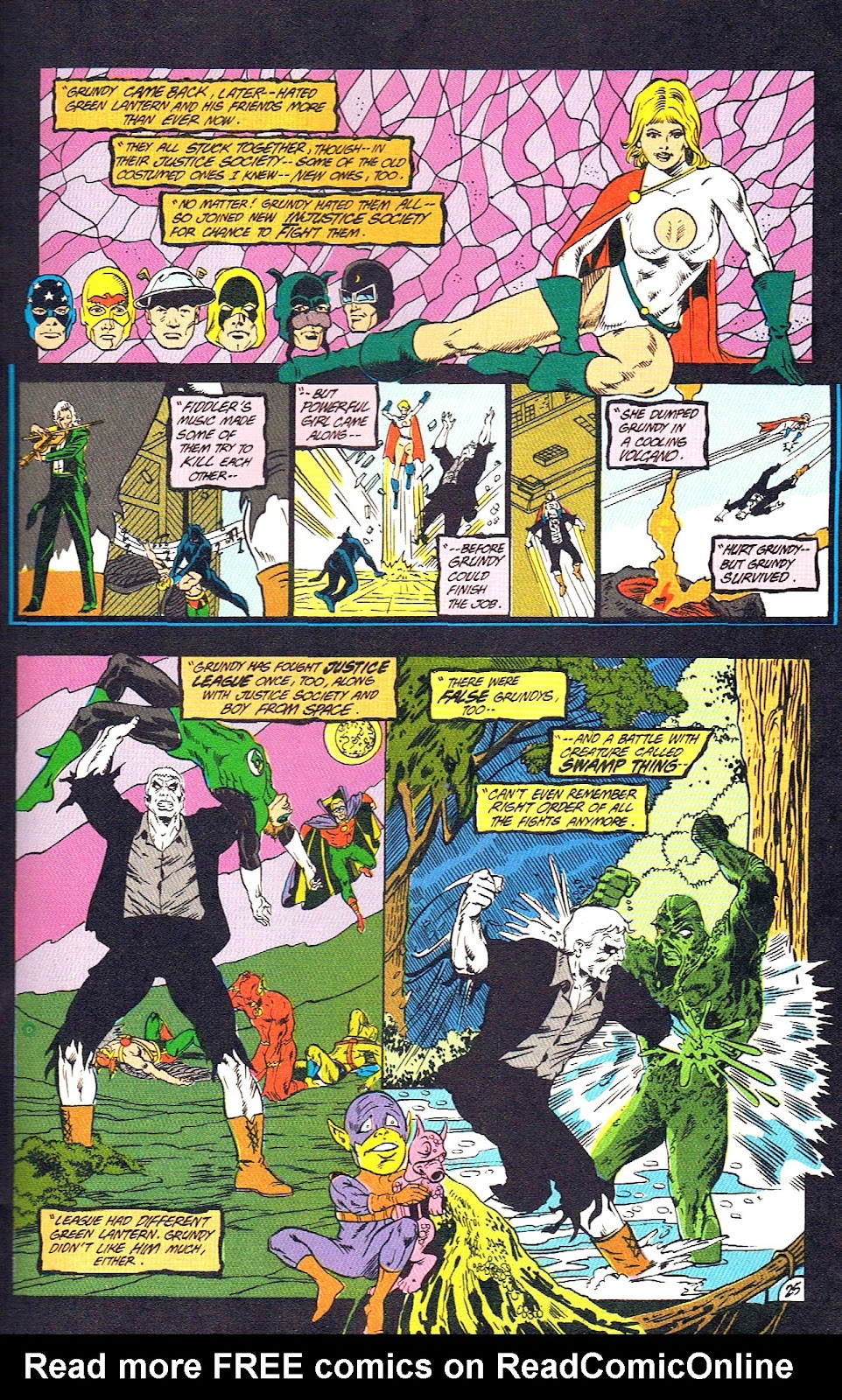 Infinity Inc. (1984) issue 39 - Page 27