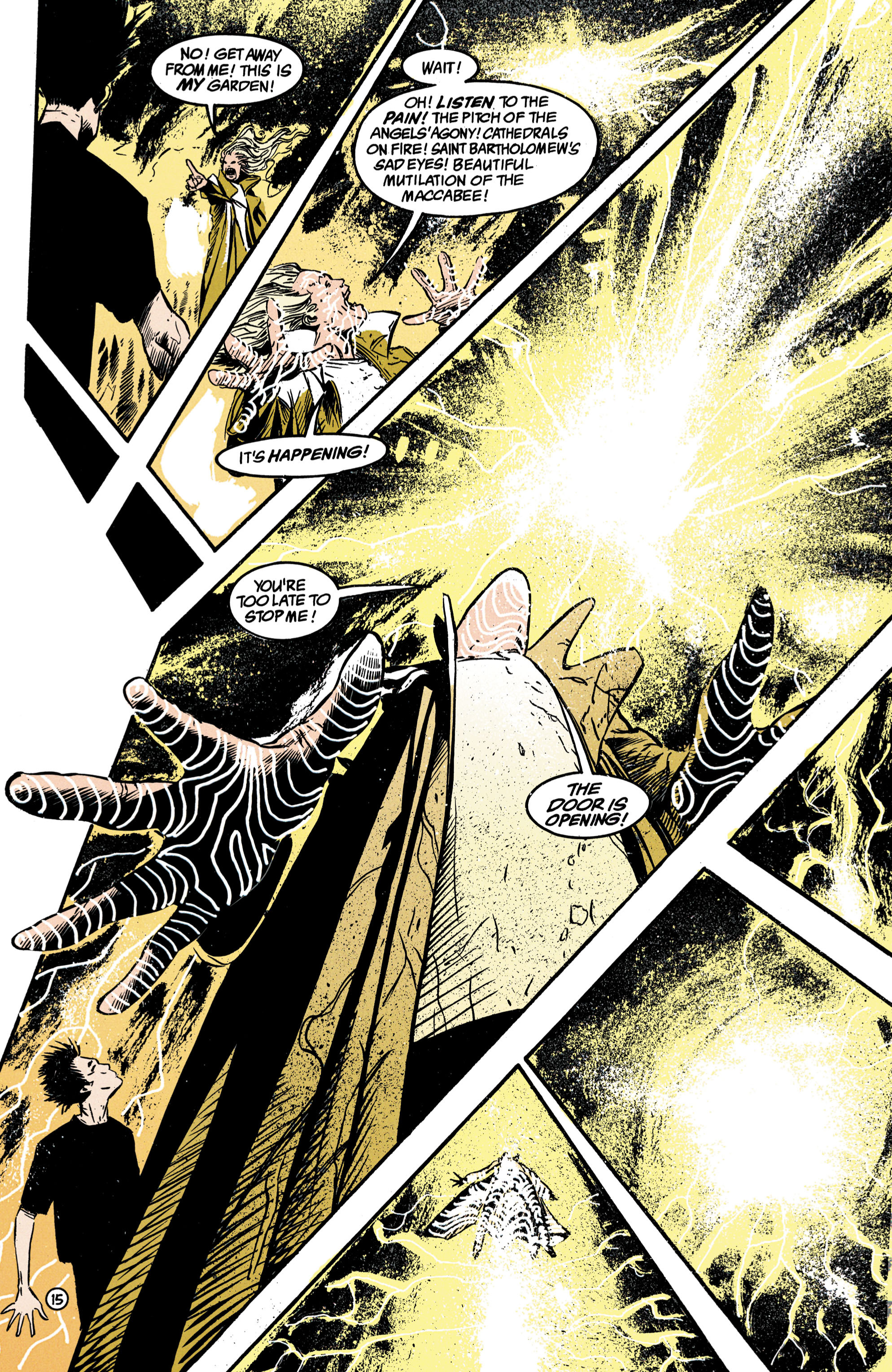 Read online Shade, the Changing Man comic -  Issue #35 - 16