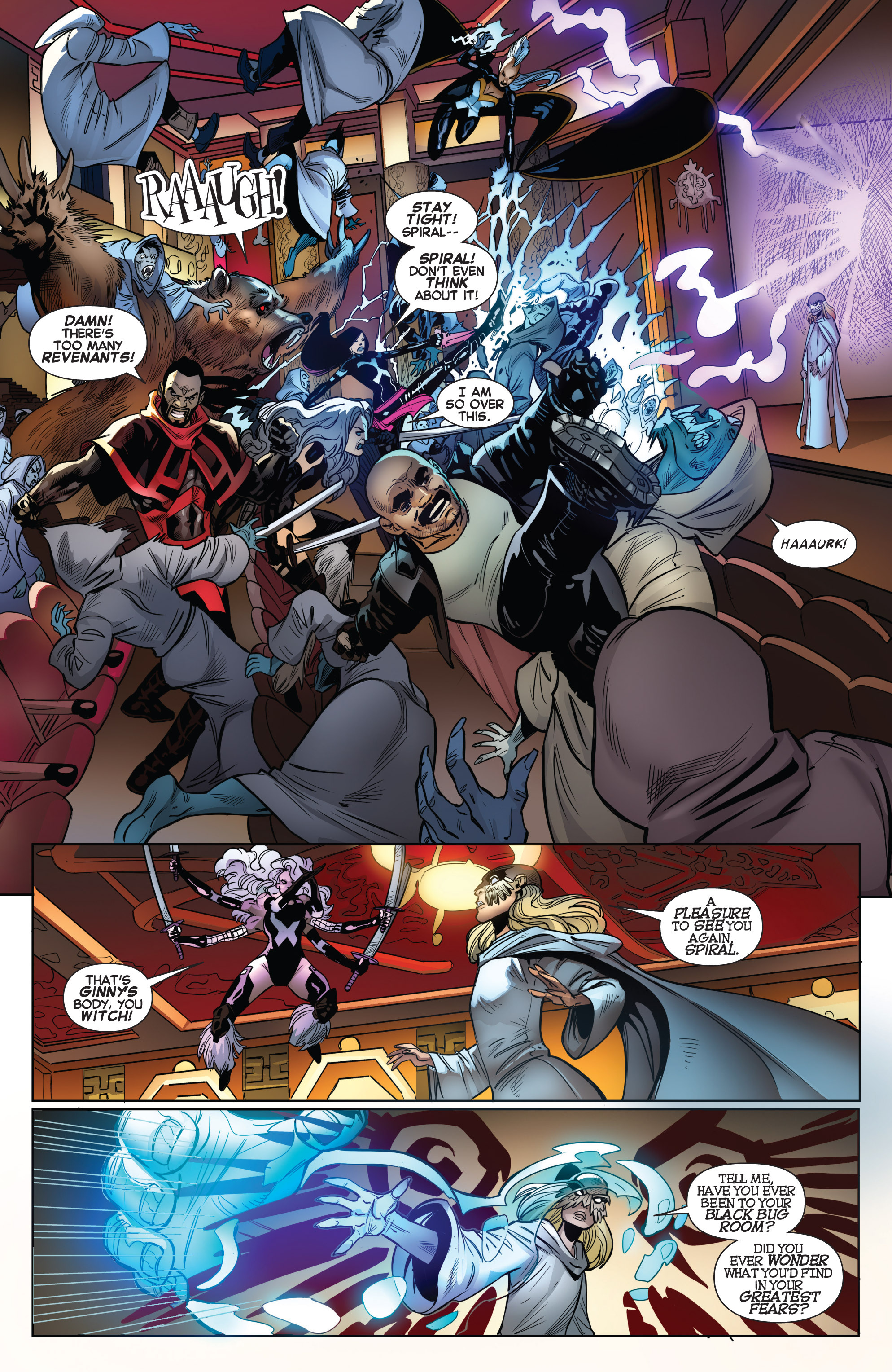 Read online Uncanny X-Force (2013) comic -  Issue #13 - 17