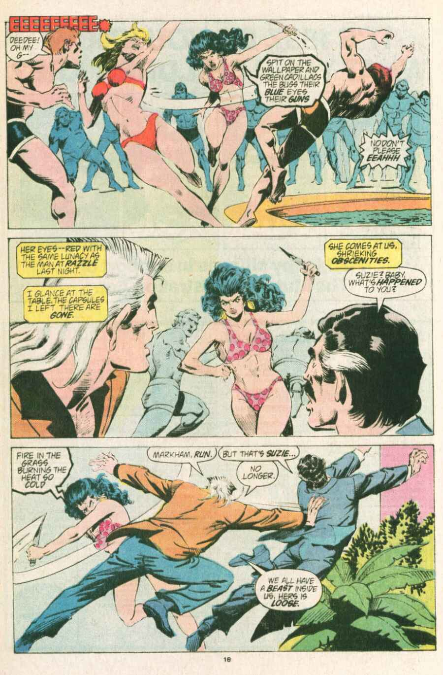 Read online Justice (1986) comic -  Issue #13 - 17