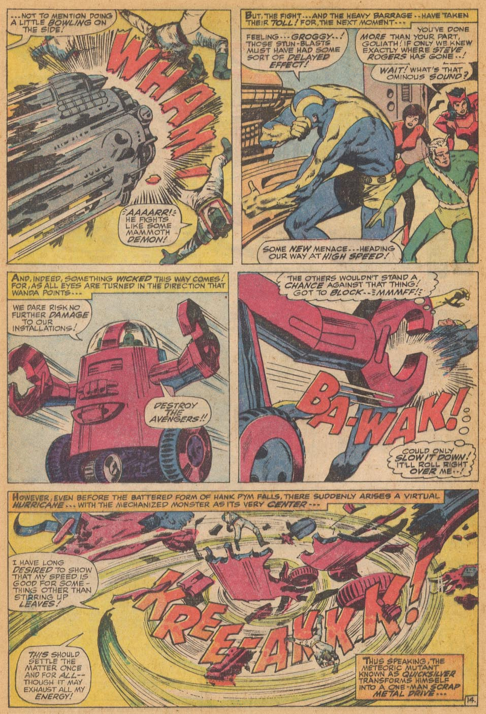 The Avengers (1963) 44 Page 19