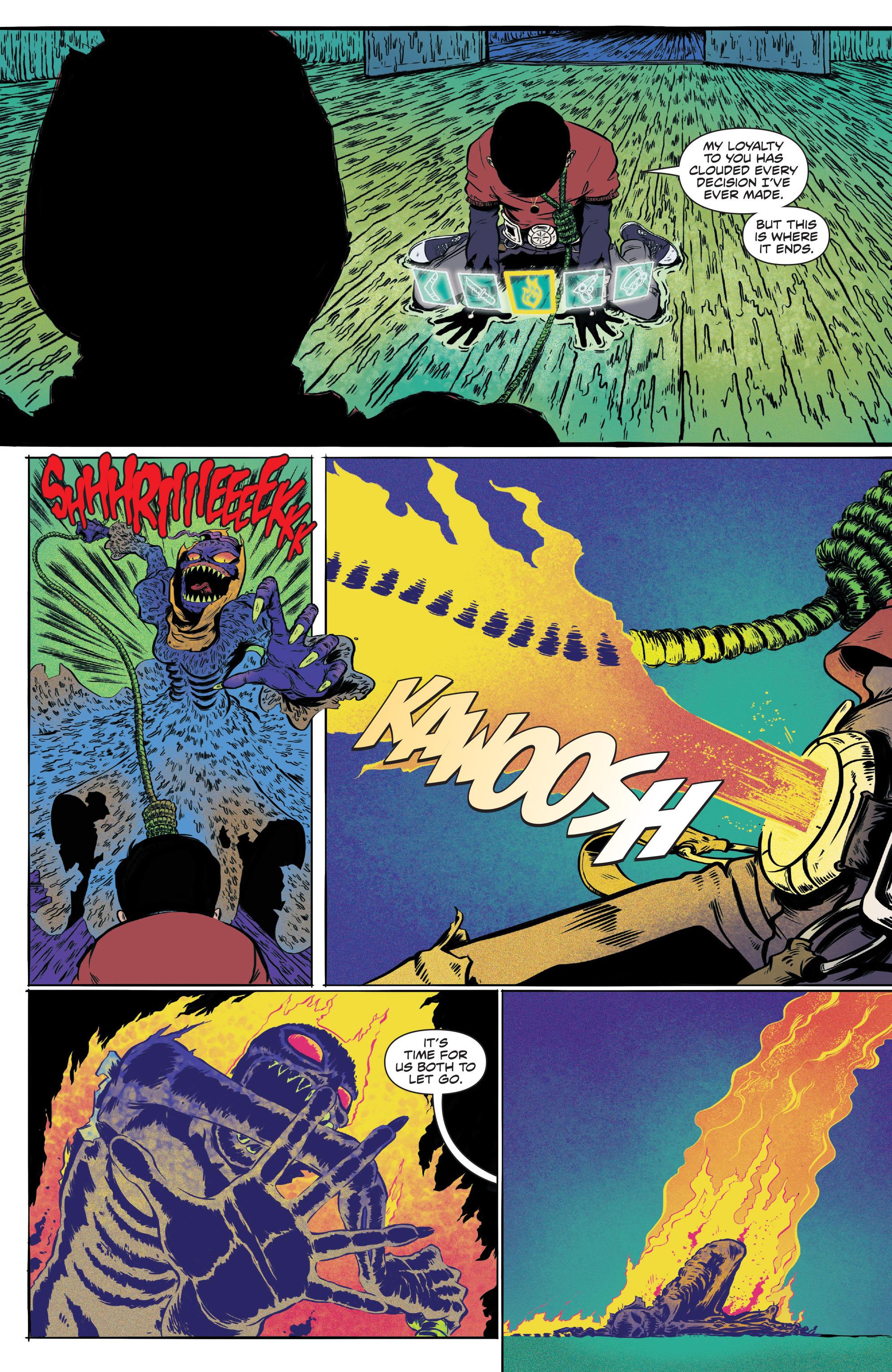 Read online Translucid comic -  Issue #6 - 9