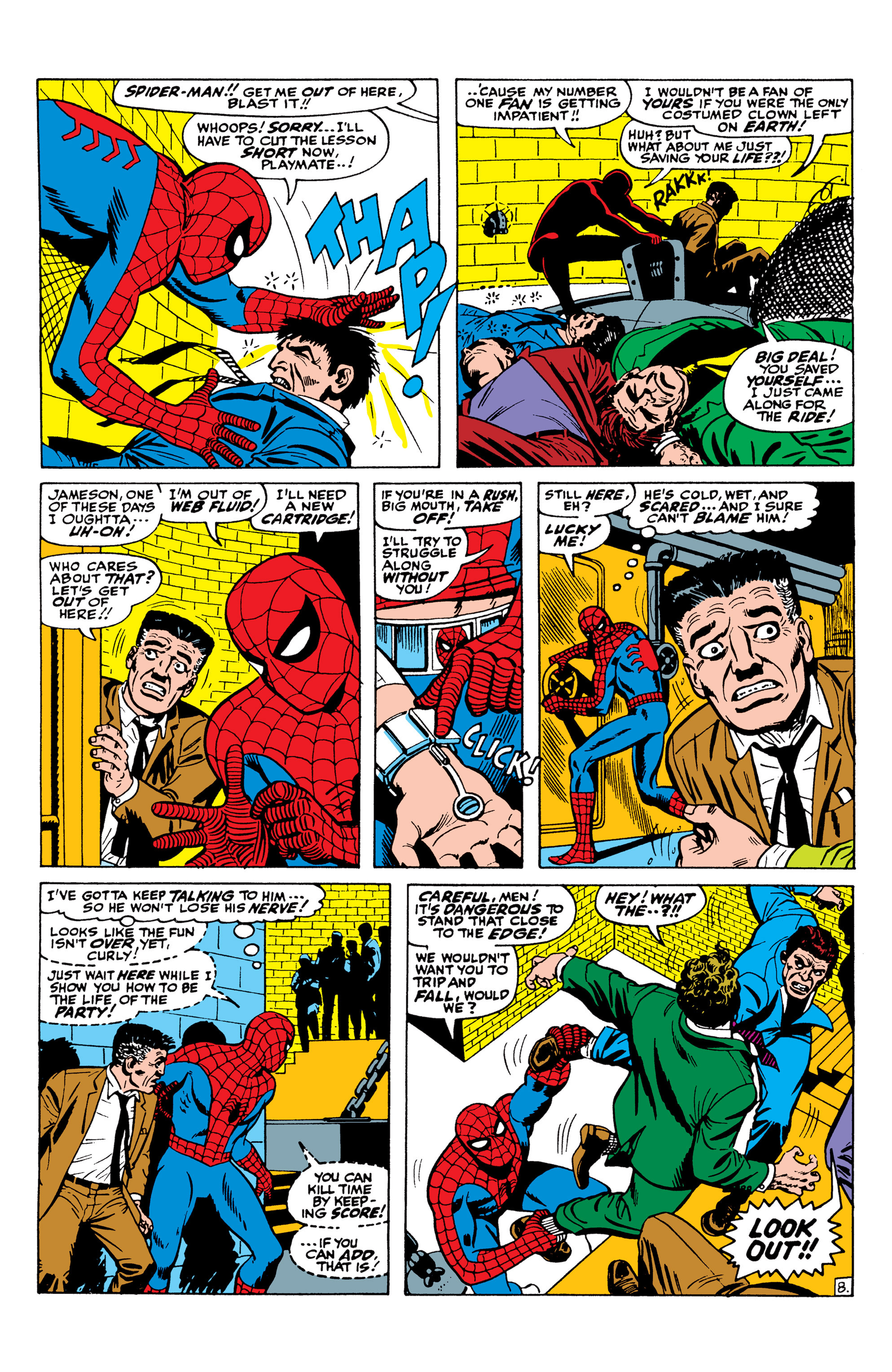 The Amazing Spider-Man (1963) 52 Page 8