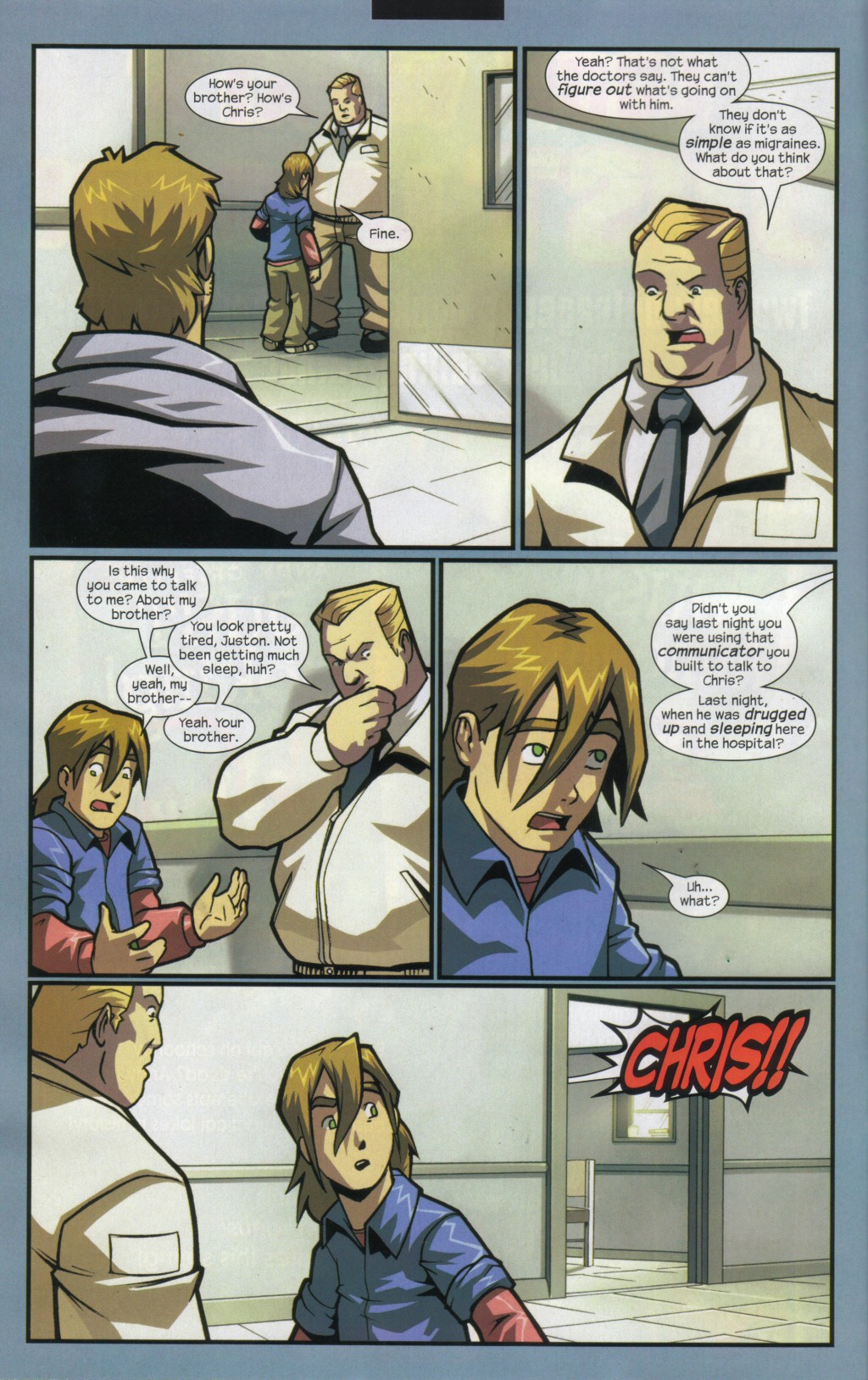 Read online Sentinel comic -  Issue #11 - 6