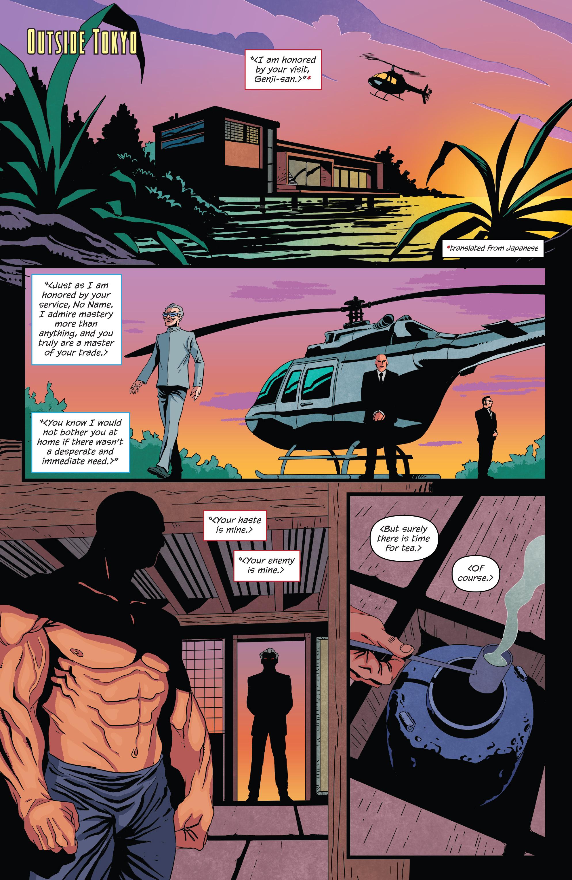 Read online James Bond (2017) comic -  Issue #3 - 5