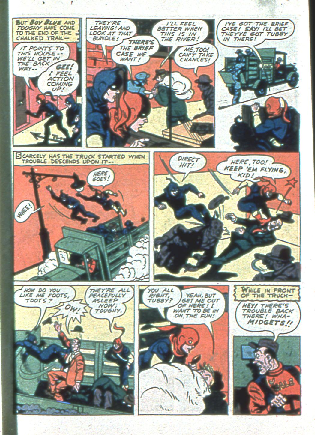 Read online Sensation (Mystery) Comics comic -  Issue #6 - 53