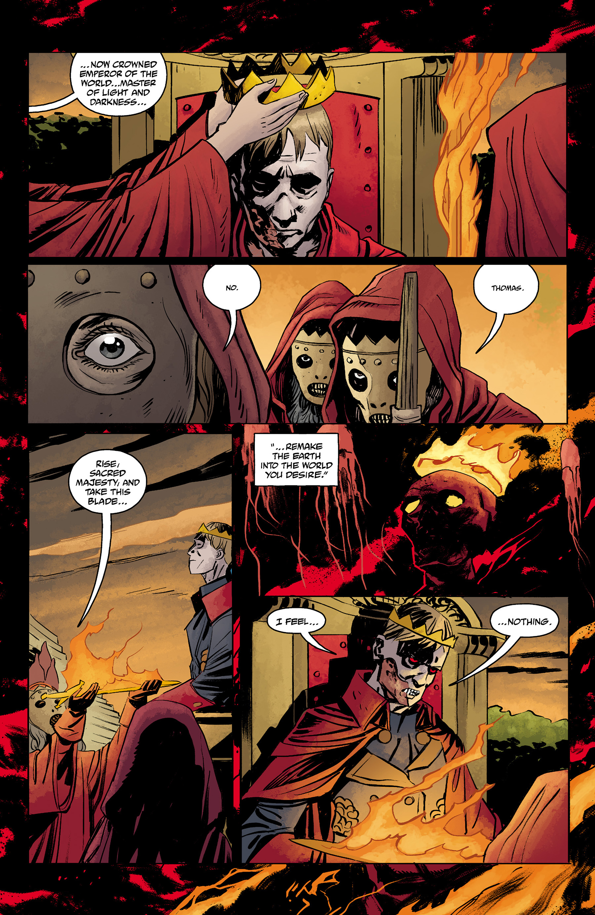 Read online Baltimore: The Red Kingdom comic -  Issue #5 - 9
