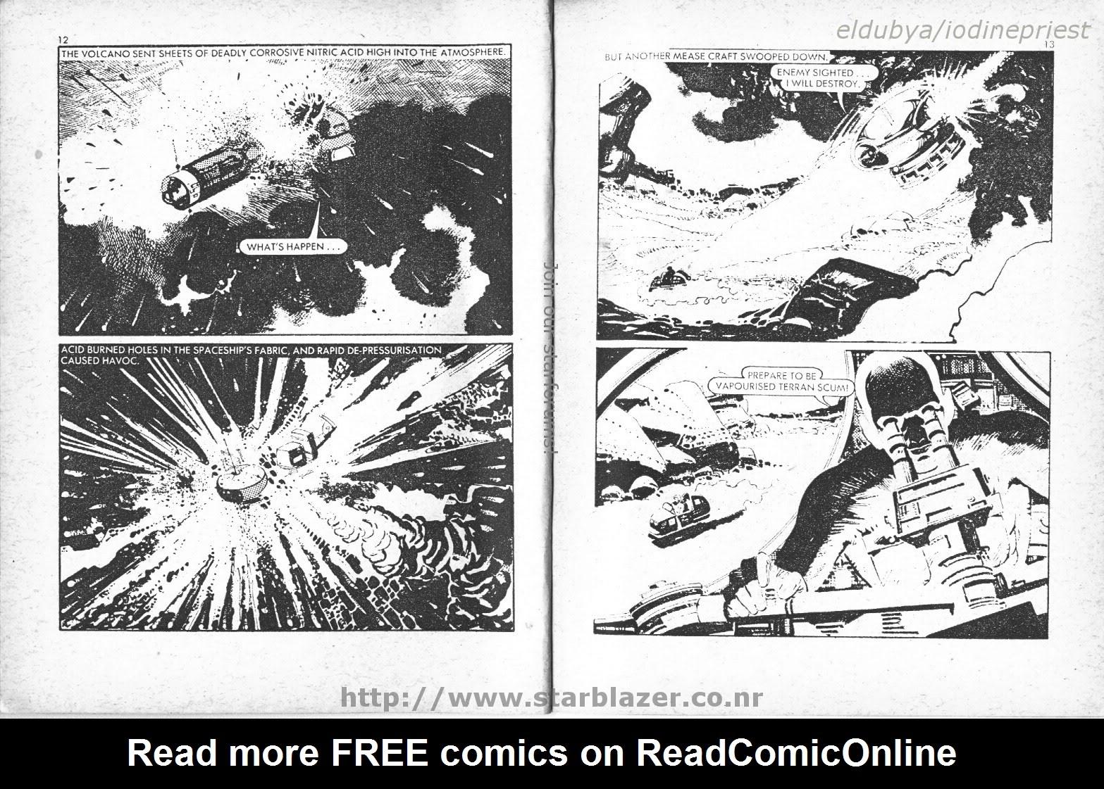 Starblazer issue 50 - Page 8