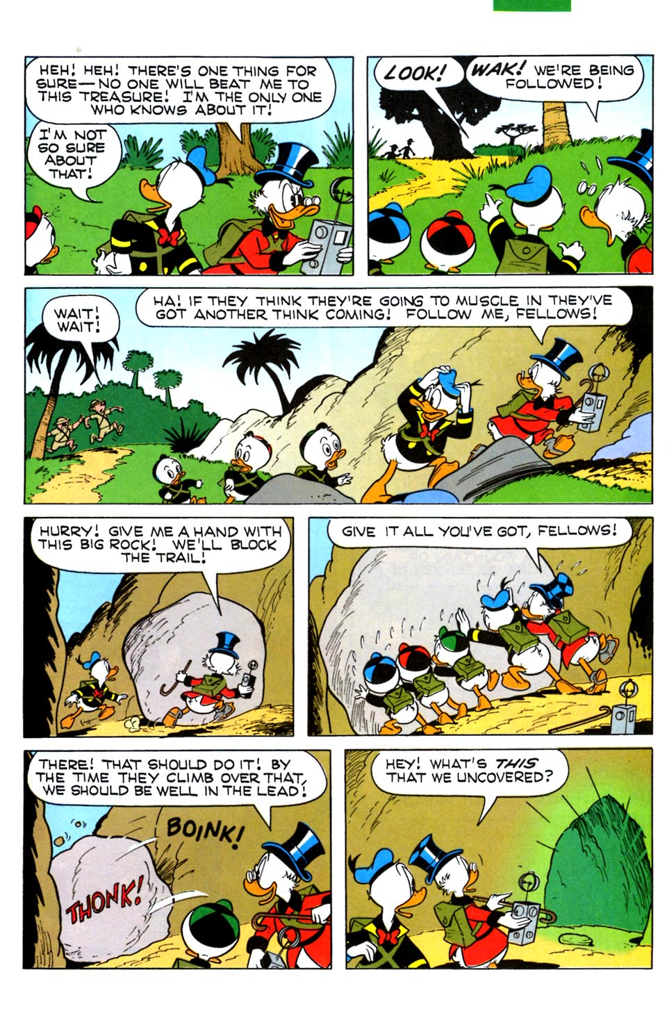 Read online Uncle Scrooge (1953) comic -  Issue #288 - 21