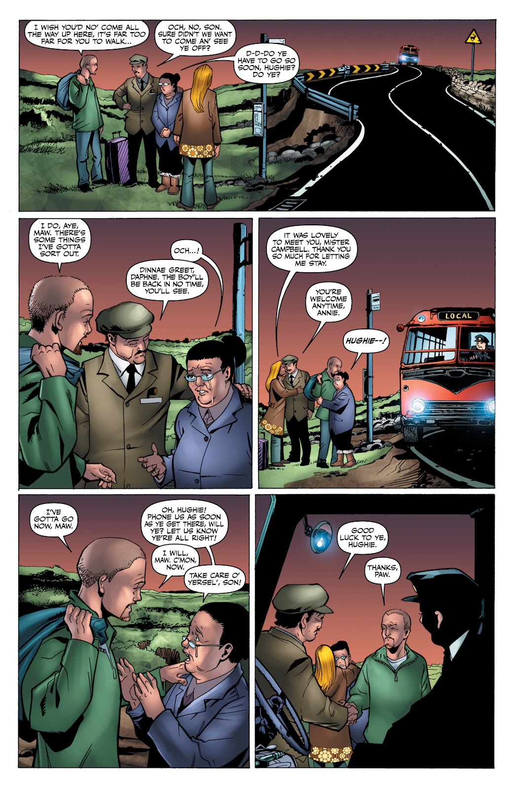 Read online The Boys Omnibus comic -  Issue # TPB 4 (Part 4) - 49