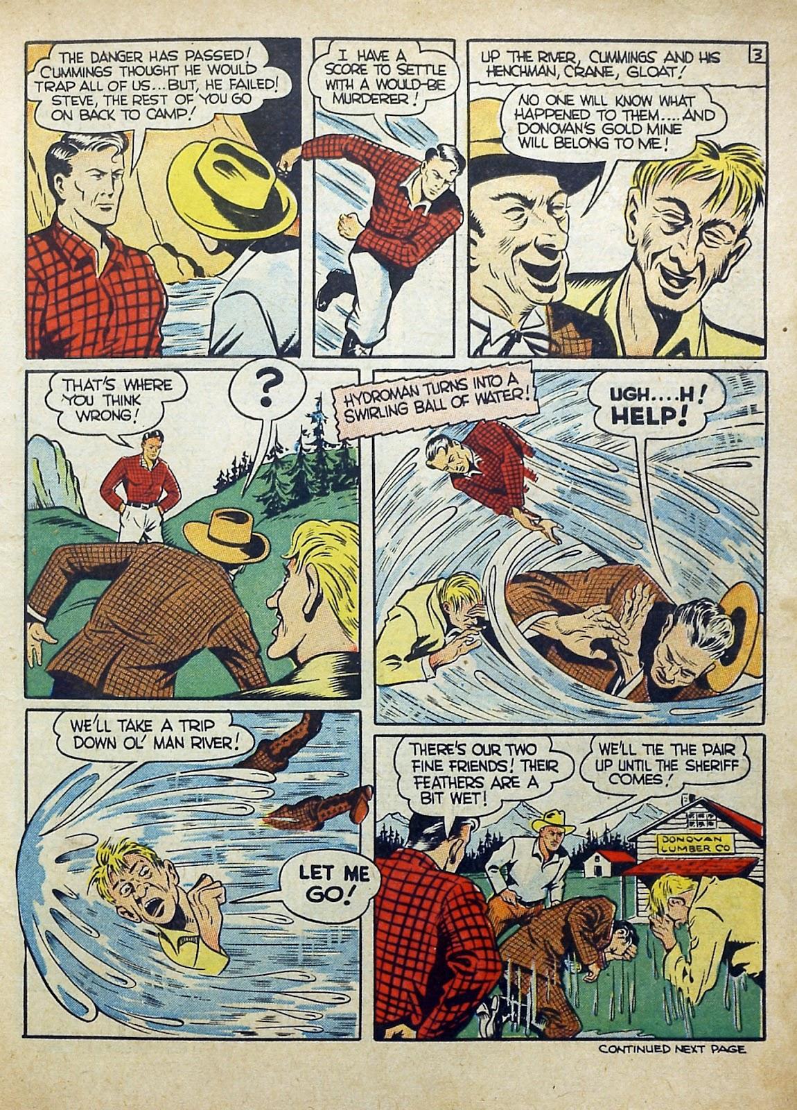 Reglar Fellers Heroic Comics issue 13 - Page 5