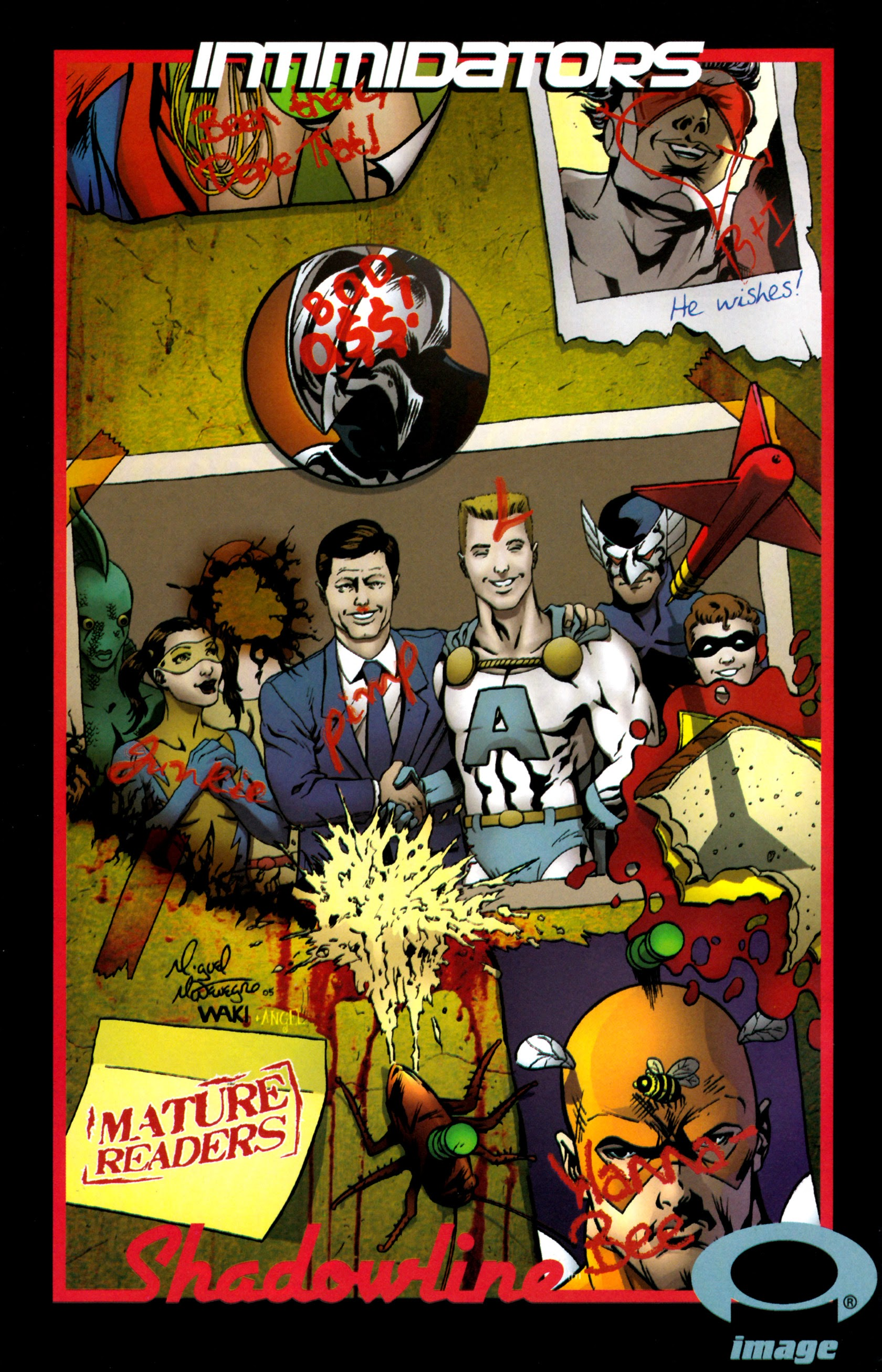 Read online Abiding Perdition comic -  Issue #6 - 31