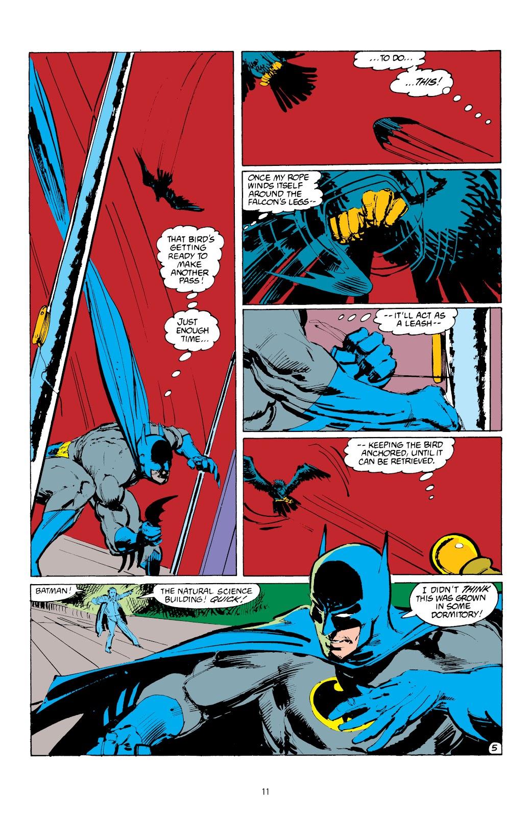 Read online Detective Comics (1937) comic -  Issue # _TPB Batman - The Dark Knight Detective 1 (Part 1) - 11
