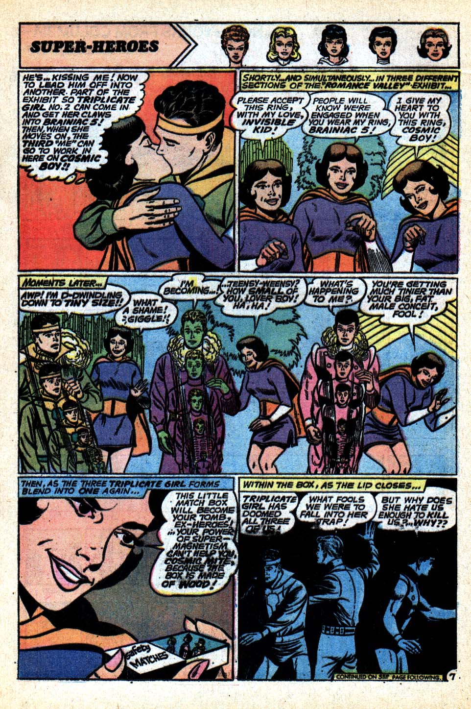 Read online Adventure Comics (1938) comic -  Issue #410 - 25