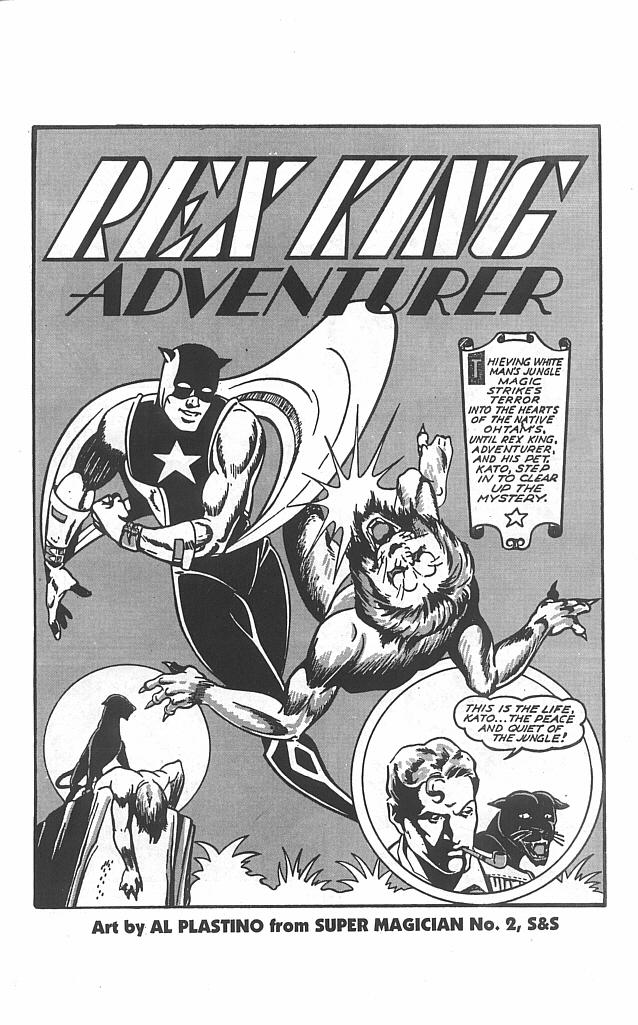 Read online Golden-Age Men of Mystery comic -  Issue #13 - 23