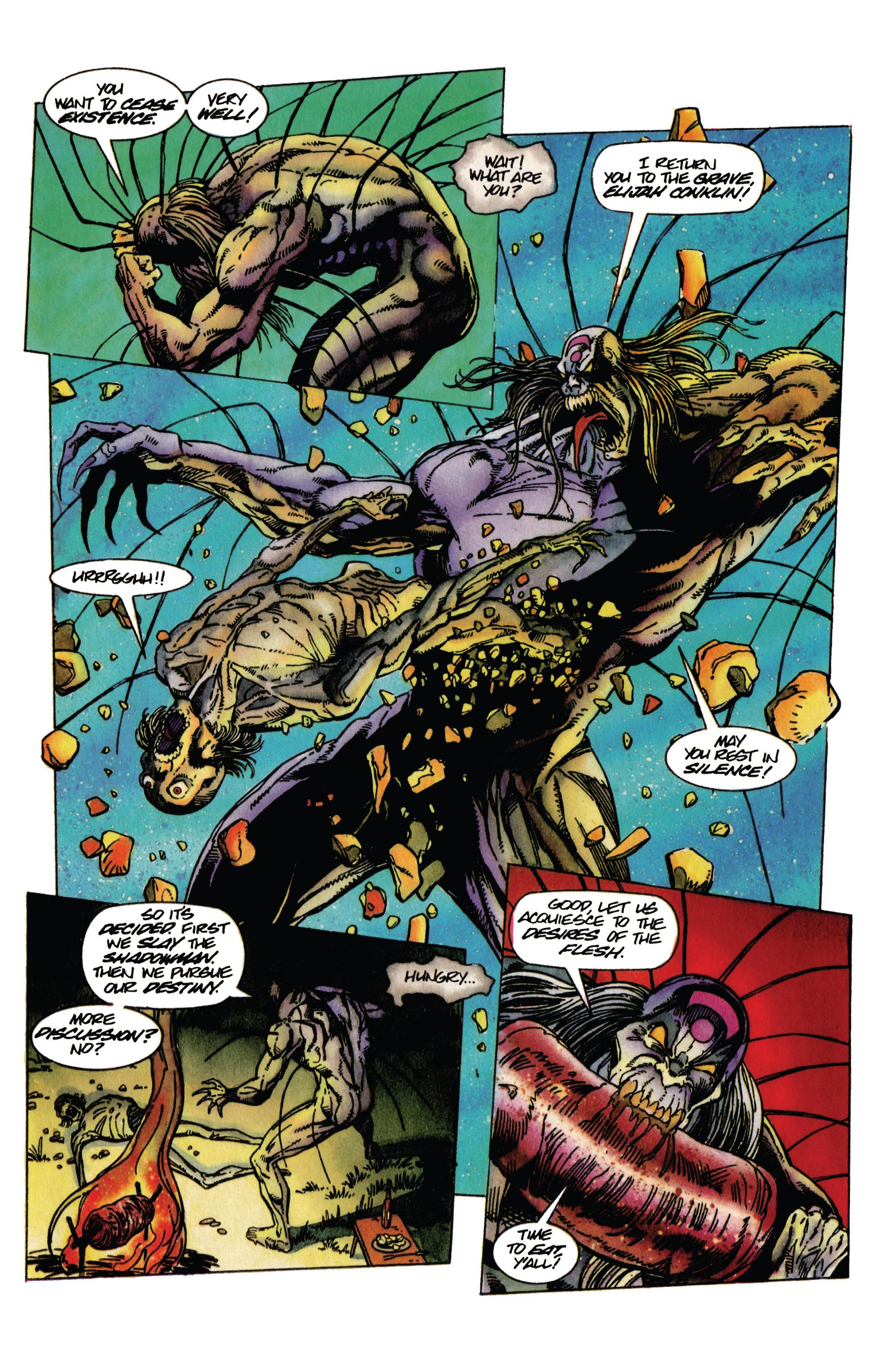 Read online Shadowman (1992) comic -  Issue #31 - 4