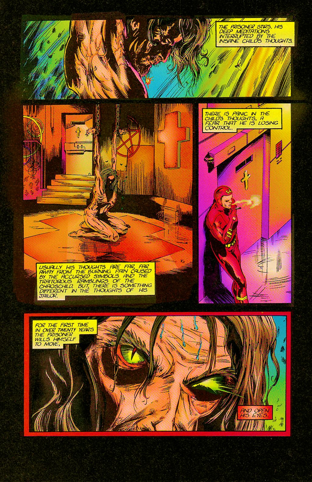Read online Chains of Chaos comic -  Issue #2 - 9