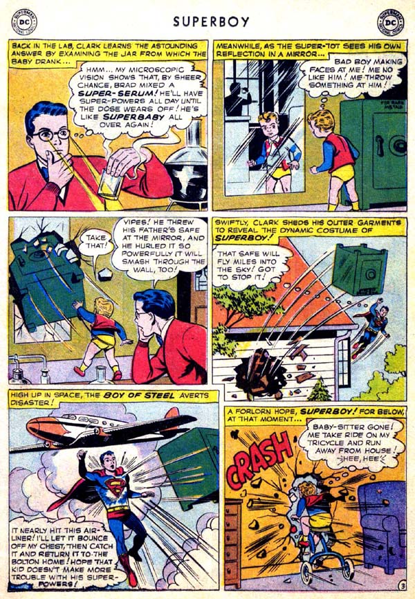 Superboy (1949) issue 70 - Page 4