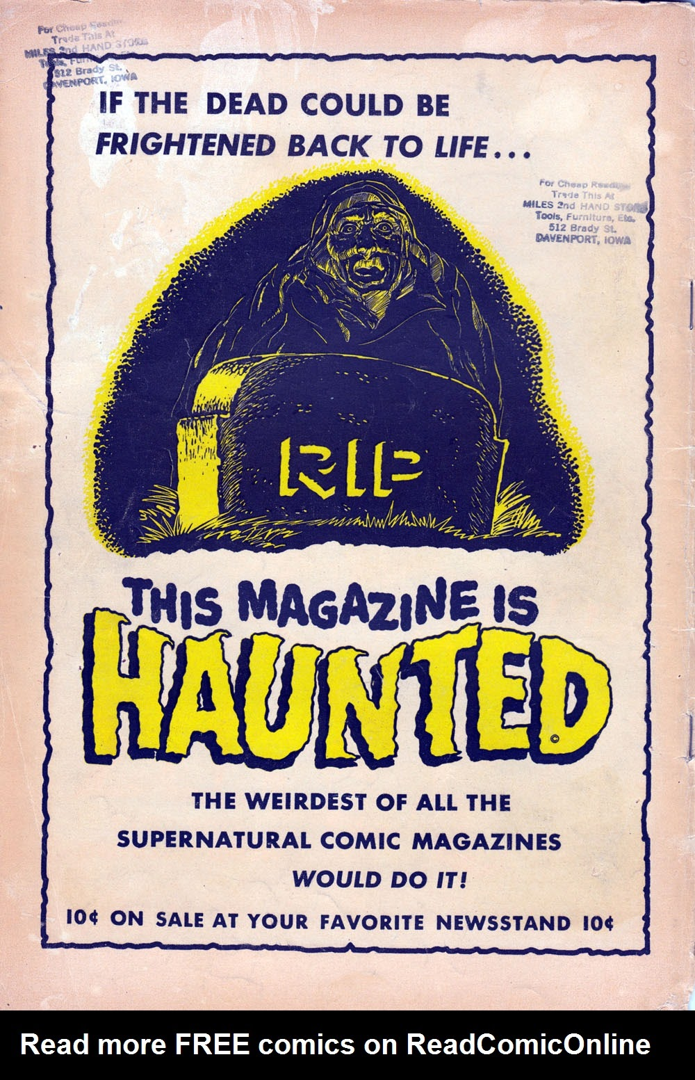 Read online This Magazine Is Haunted comic -  Issue #9 - 36