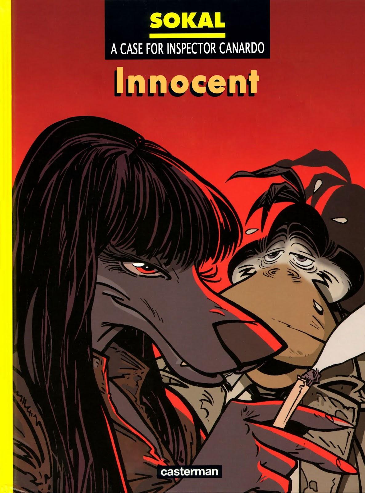 Une enquête de l'inspecteur Canardo issue 12 - Page 1