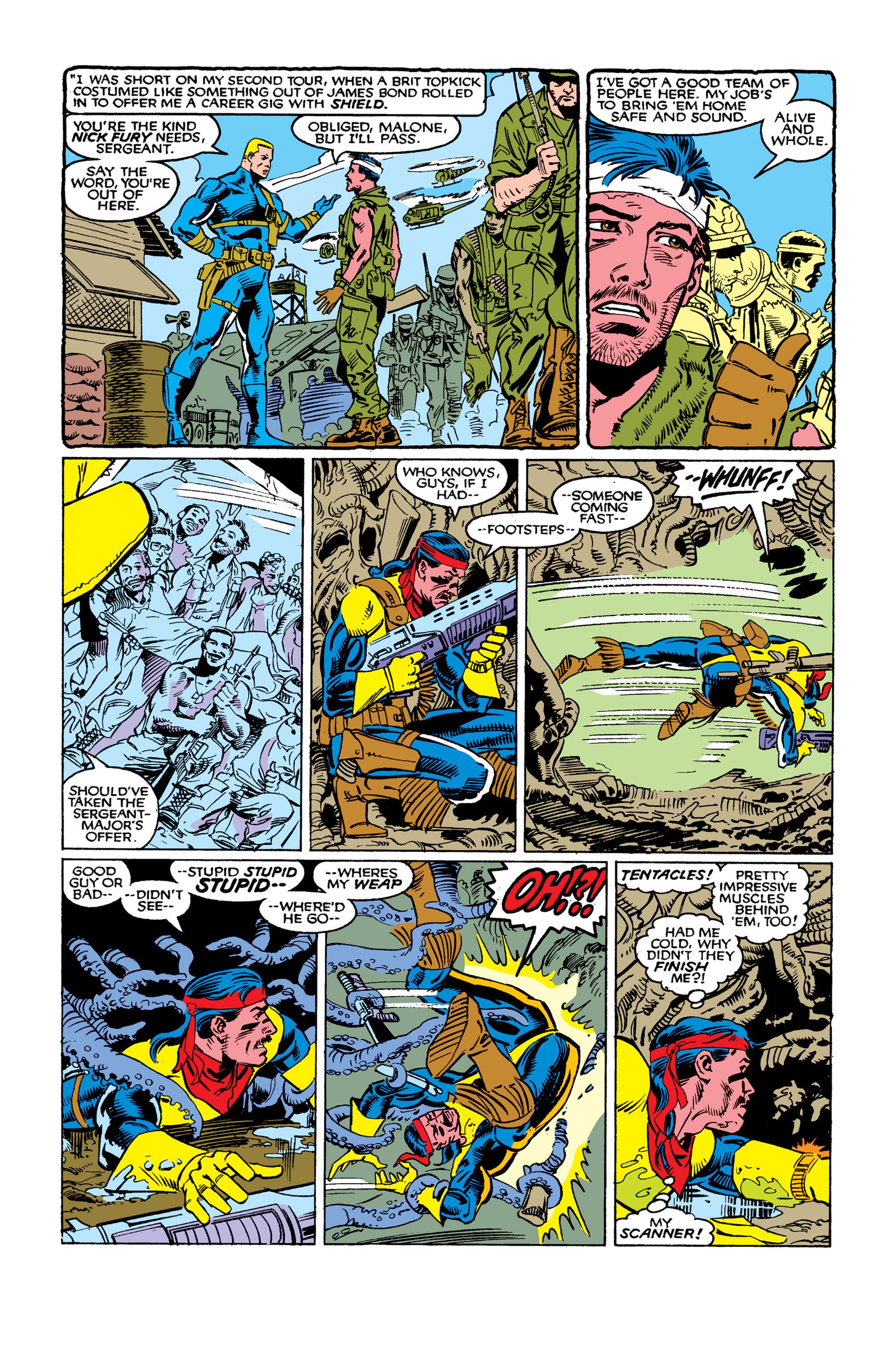 Read online Uncanny X-Men (1963) comic -  Issue #262 - 18