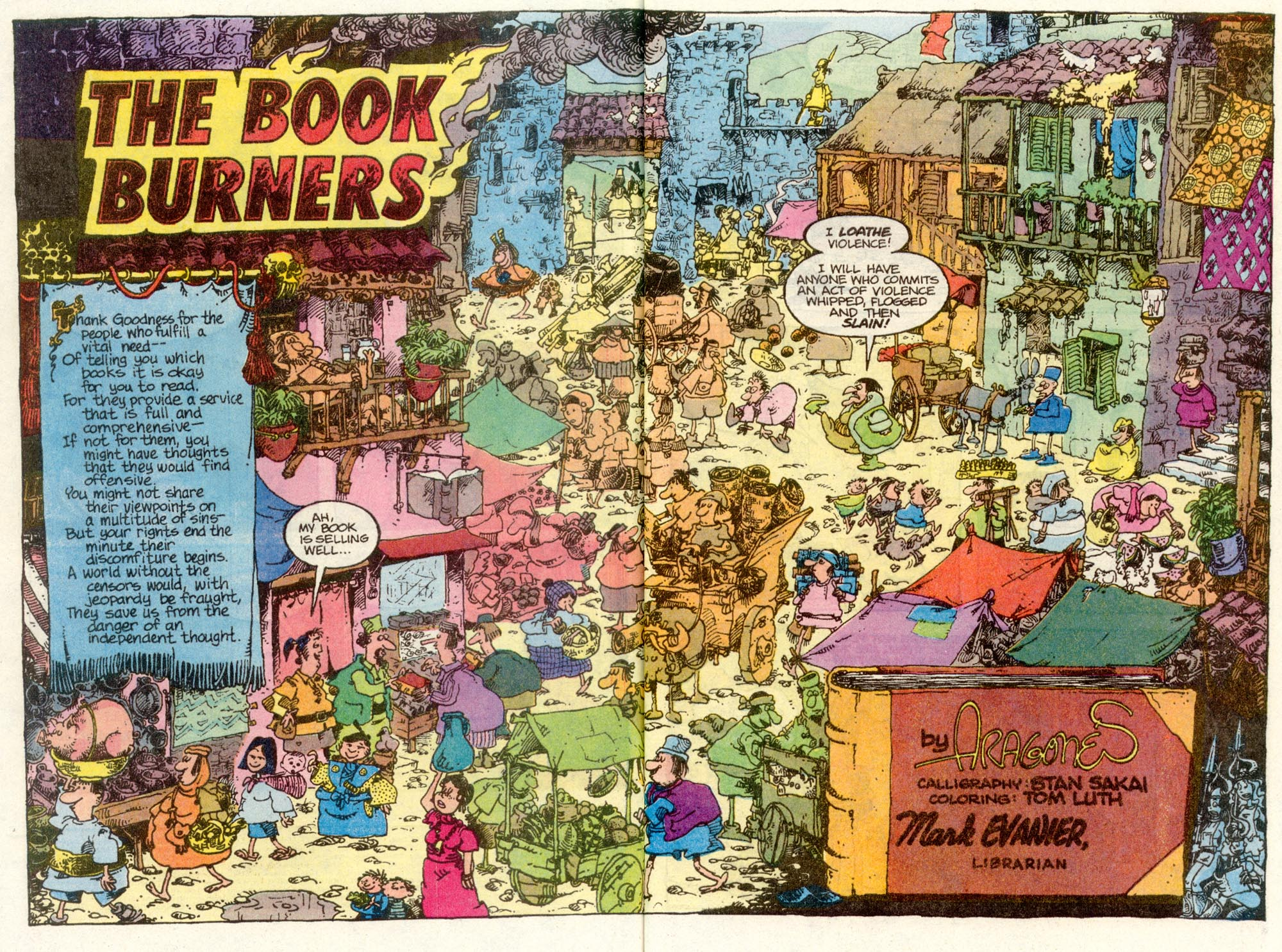 Read online Sergio Aragonés Groo the Wanderer comic -  Issue #78 - 3