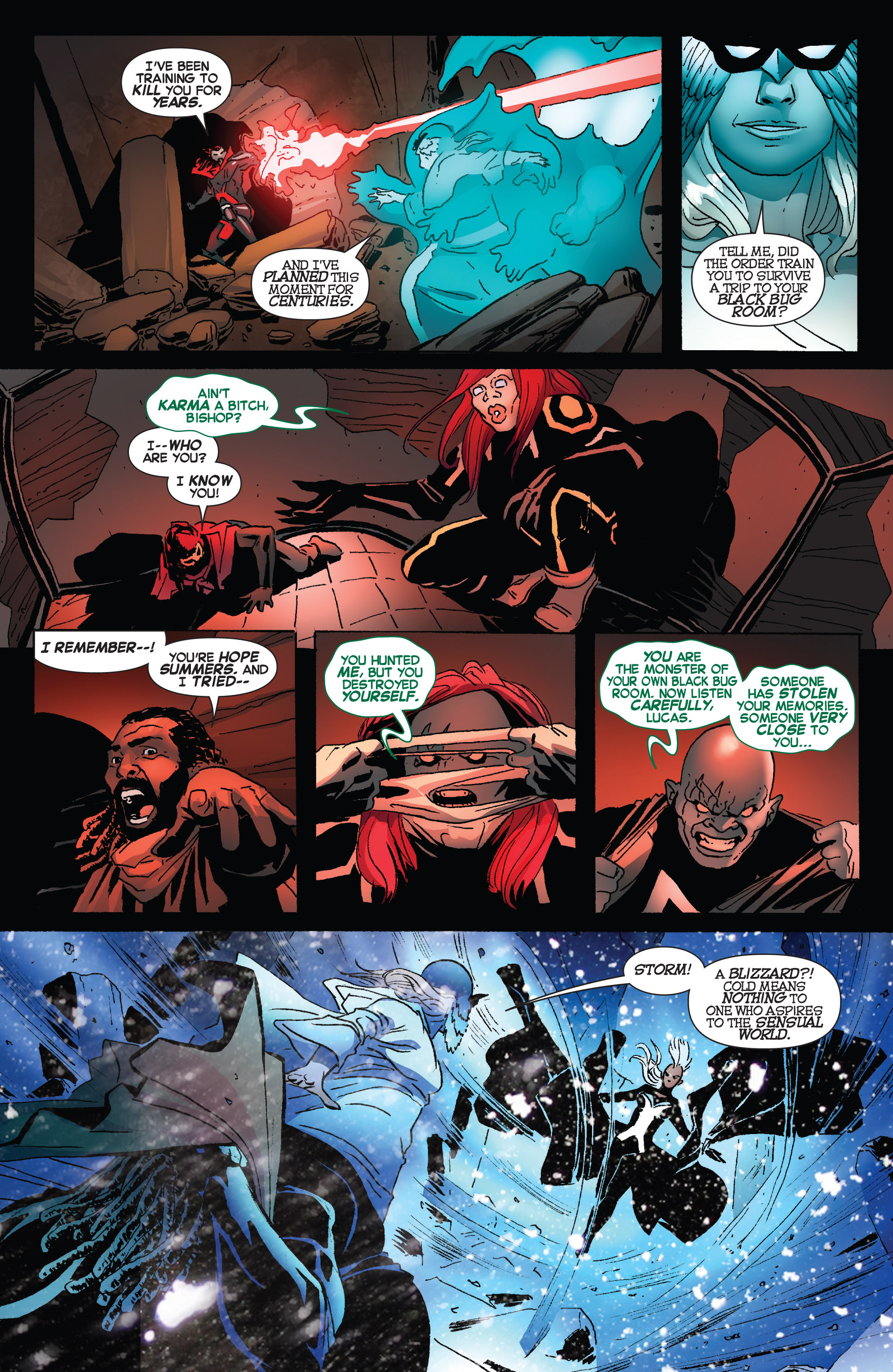 Read online Uncanny X-Force (2013) comic -  Issue #15 - 13