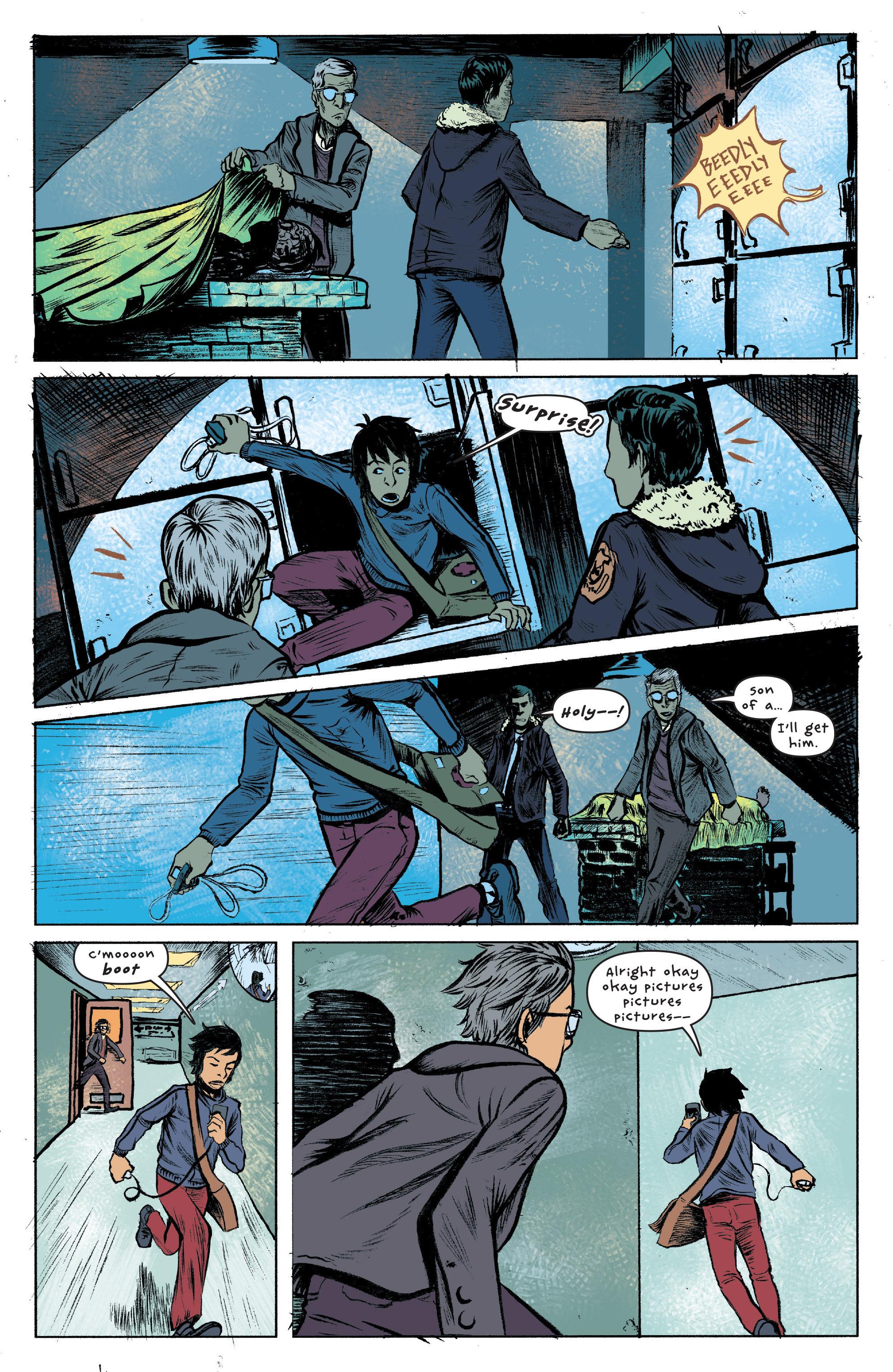 Read online UFOlogy comic -  Issue #2 - 14