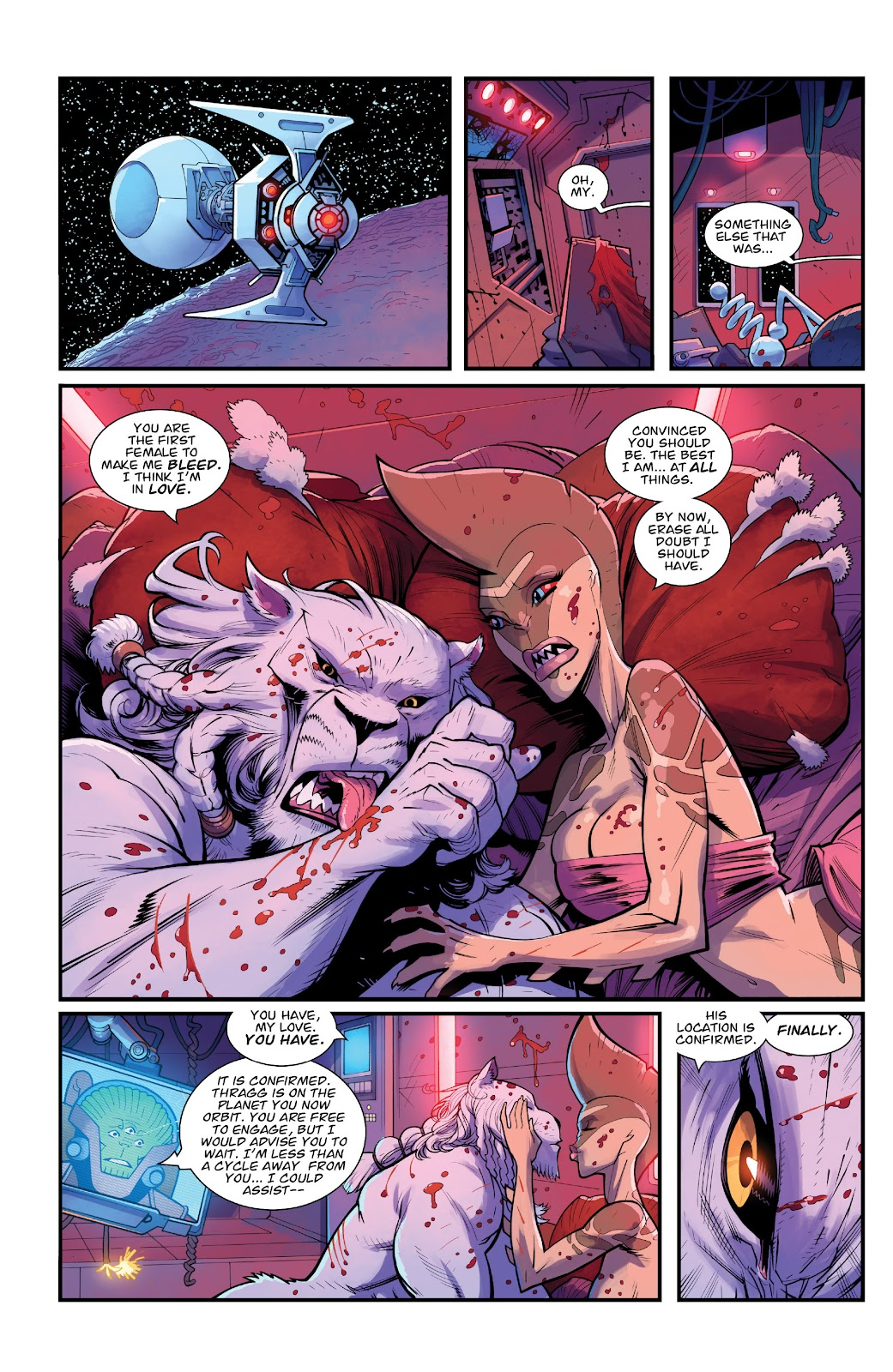 Invincible (2003) issue TPB 21 - Modern Family - Page 6
