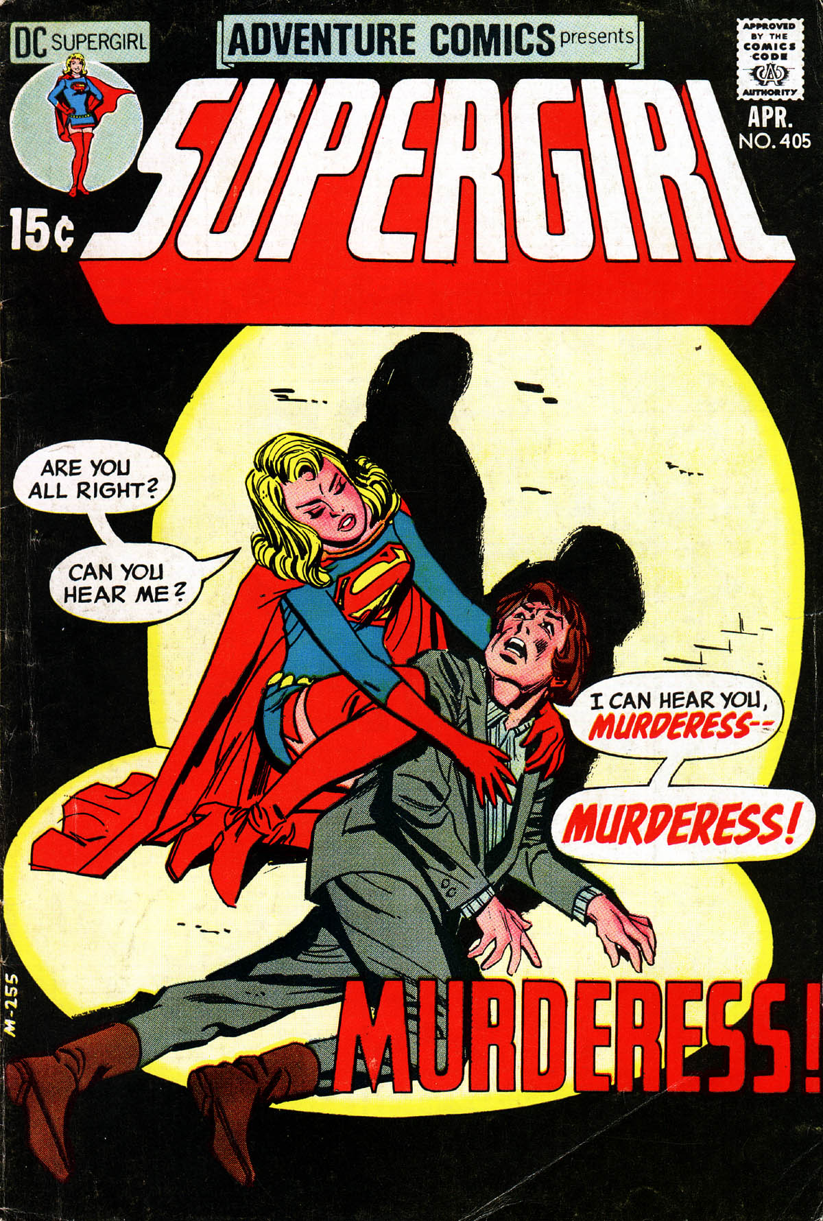 Read online Adventure Comics (1938) comic -  Issue #405 - 1