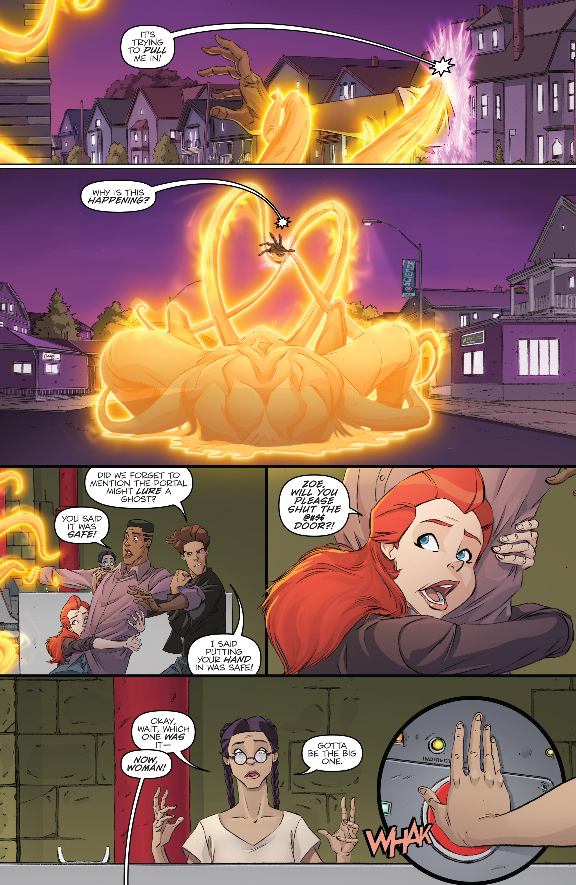 Read online Ghostbusters 101 comic -  Issue #2 - 21