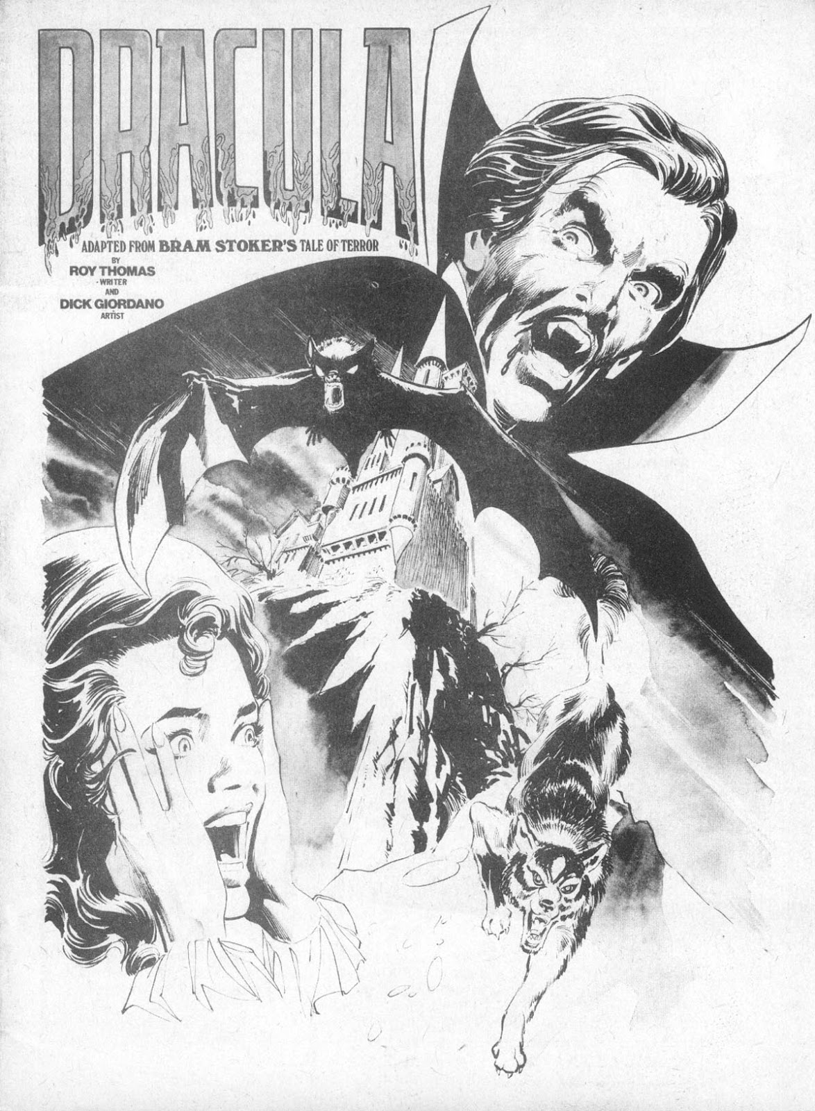 Dracula Lives issue 5 - Page 6