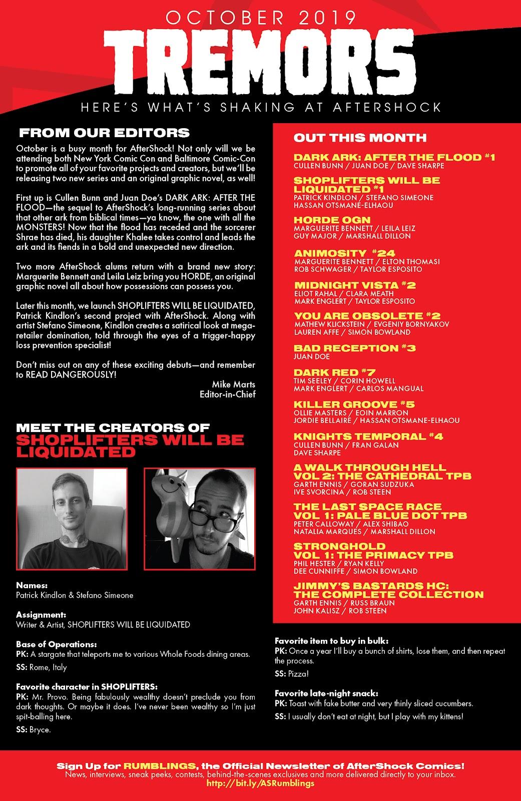 Read online Dark Red comic -  Issue #7 - 29