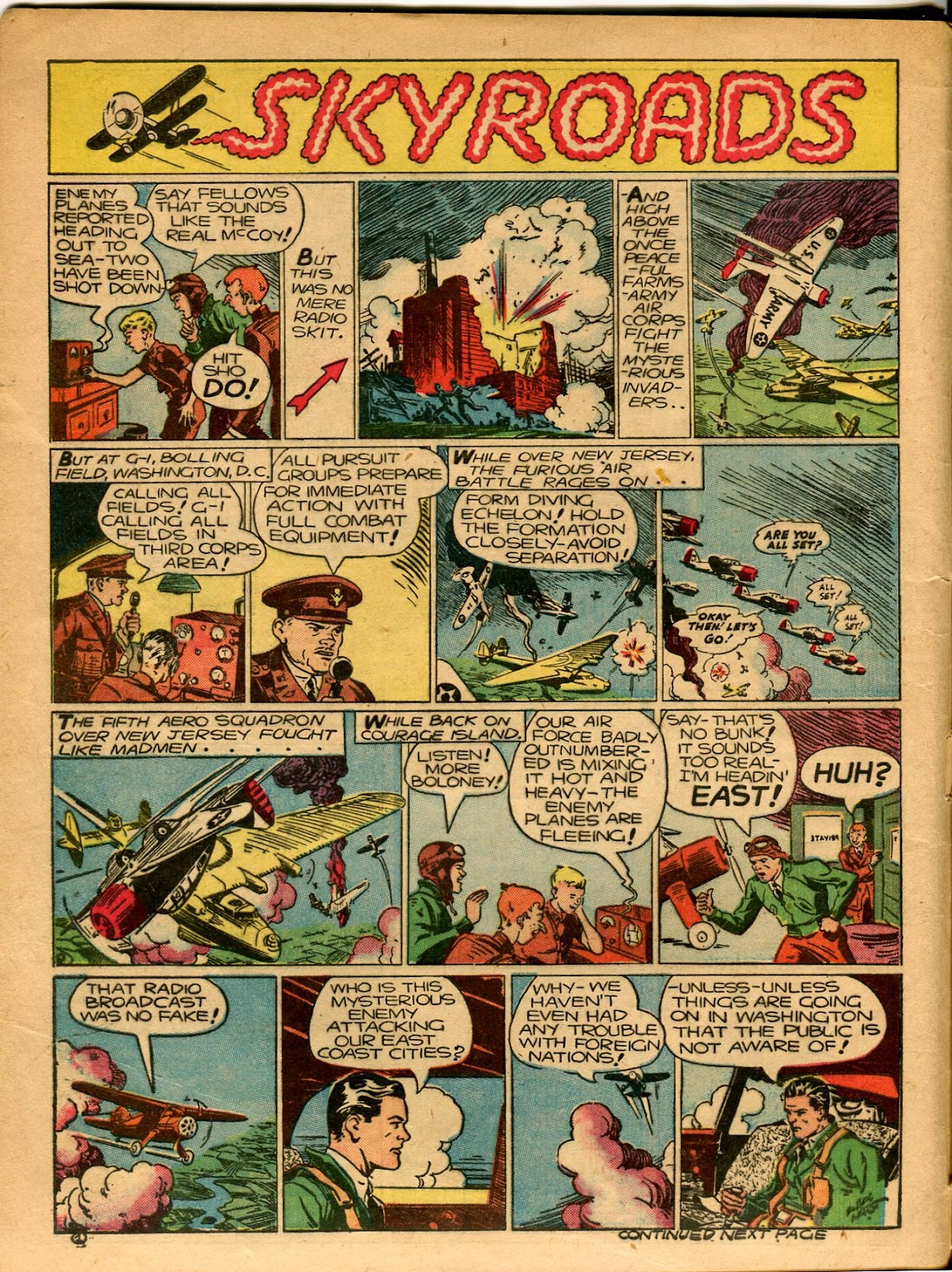 Read online Famous Funnies comic -  Issue #77 - 11