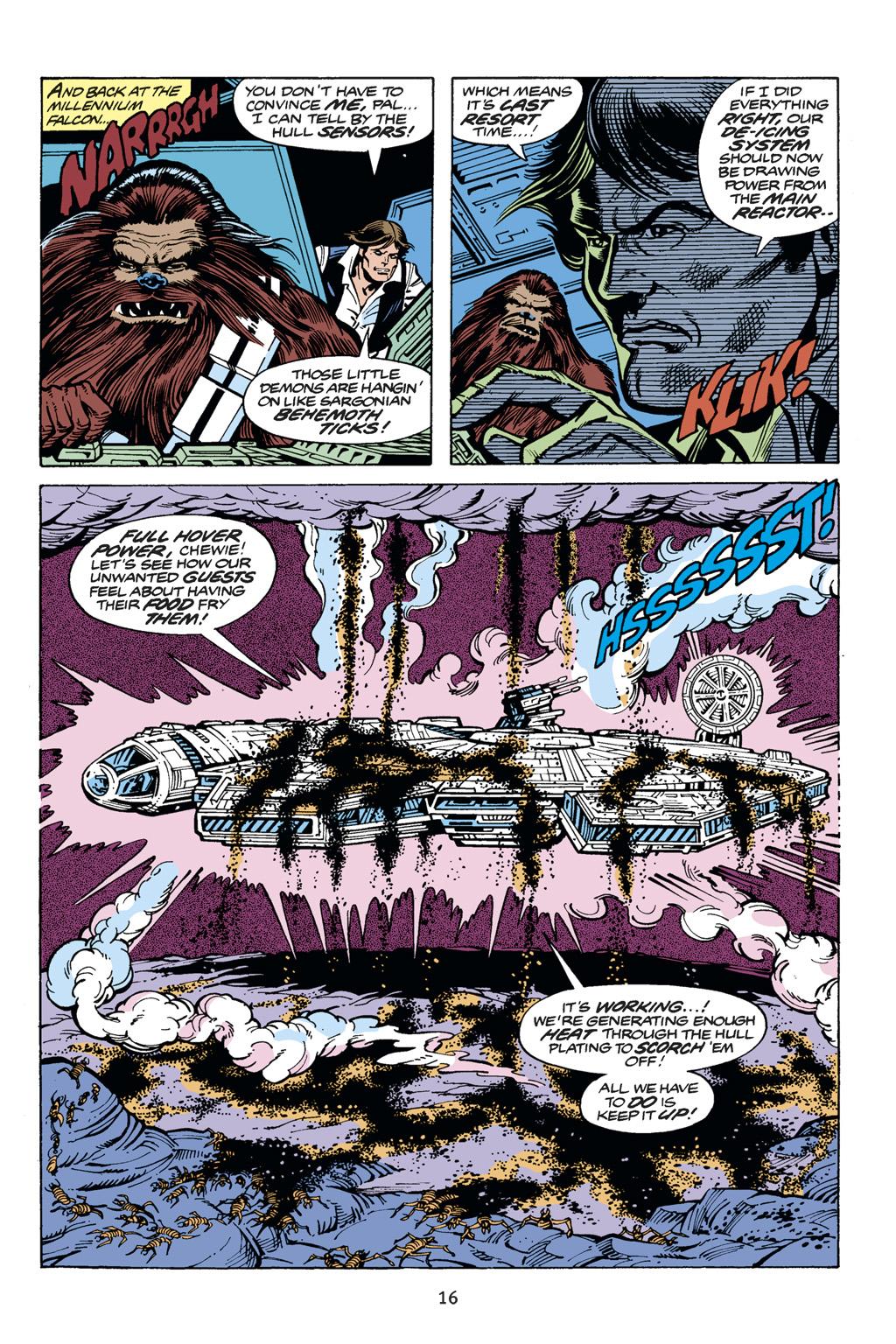 Read online Star Wars Omnibus comic -  Issue # Vol. 14 - 17