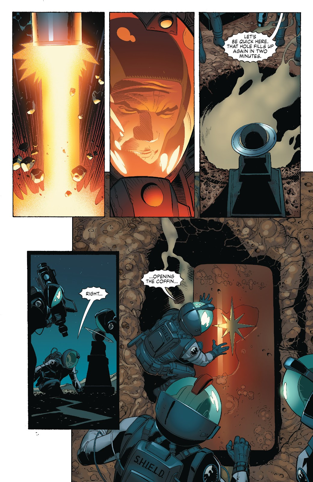 Read online Secret Invasion: Rise of the Skrulls comic -  Issue # TPB (Part 4) - 28