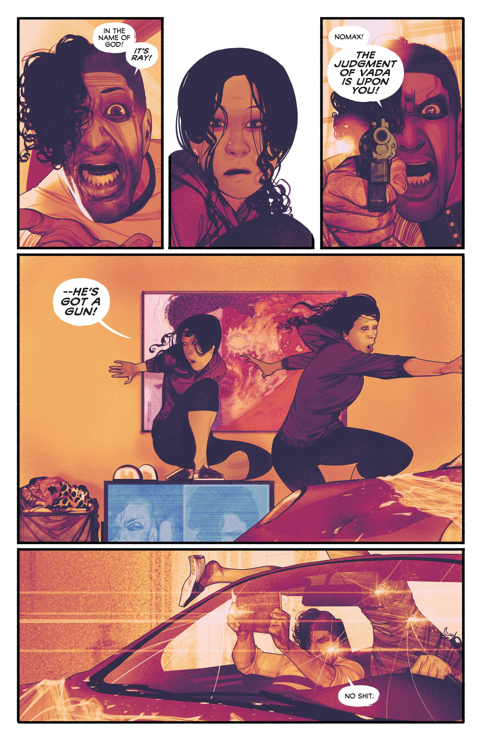 Read online Annihilator comic -  Issue #4 - 7