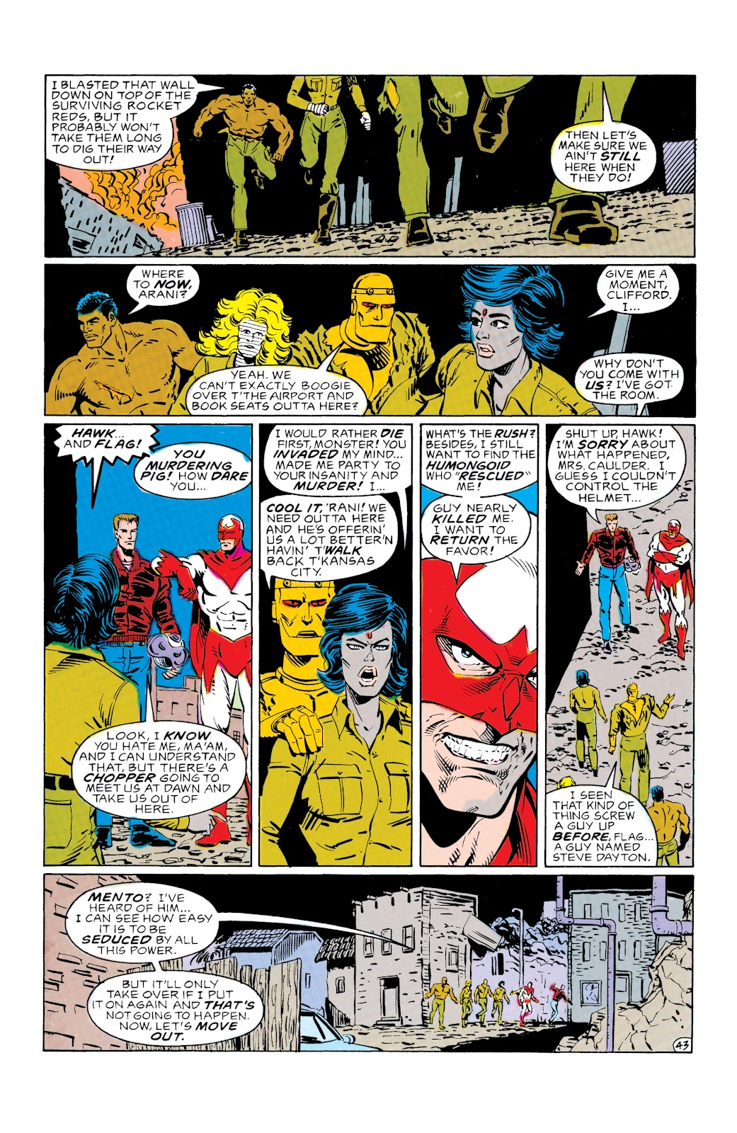 Doom Patrol and Suicide Squad Special issue Special 1 - Page 42