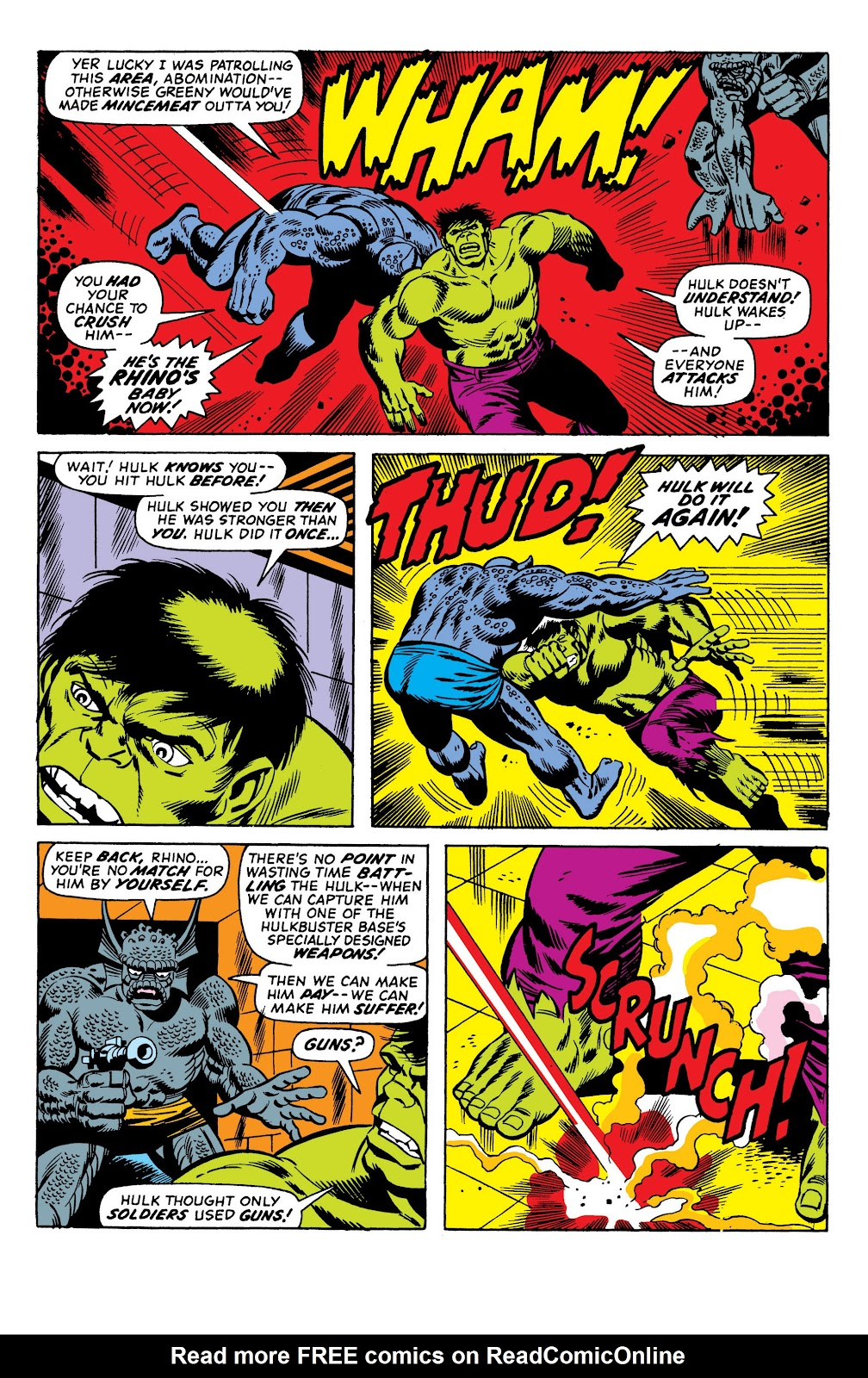 Read online Marvel Masterworks: The Incredible Hulk comic -  Issue # TPB 10 (Part 1) - 19