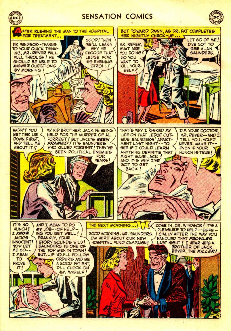 Read online Sensation (Mystery) Comics comic -  Issue #106 - 16