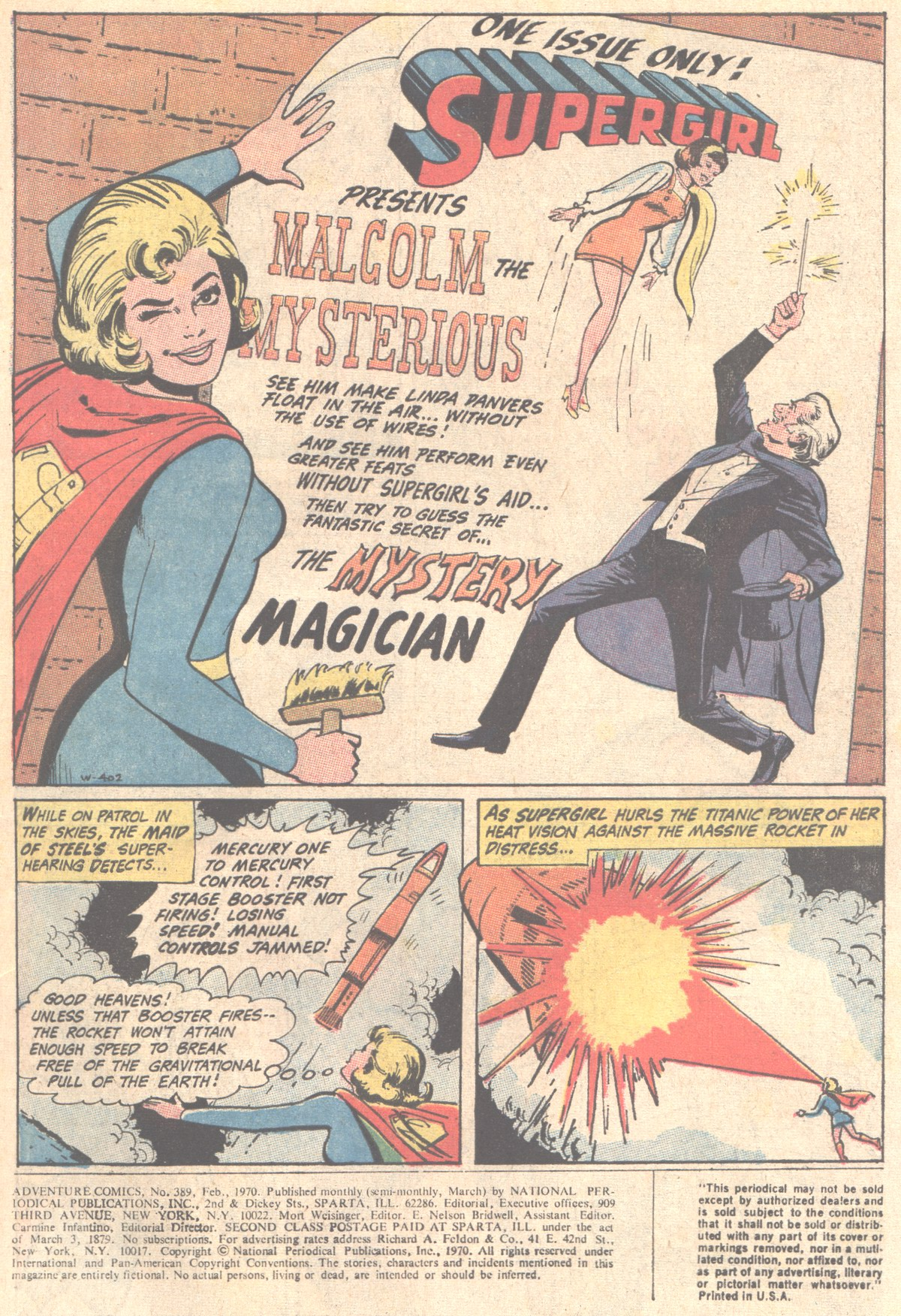 Read online Adventure Comics (1938) comic -  Issue #389 - 3