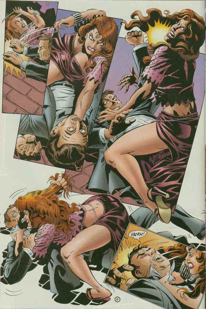 Read online Ultraverse Premiere comic -  Issue #11 - 15