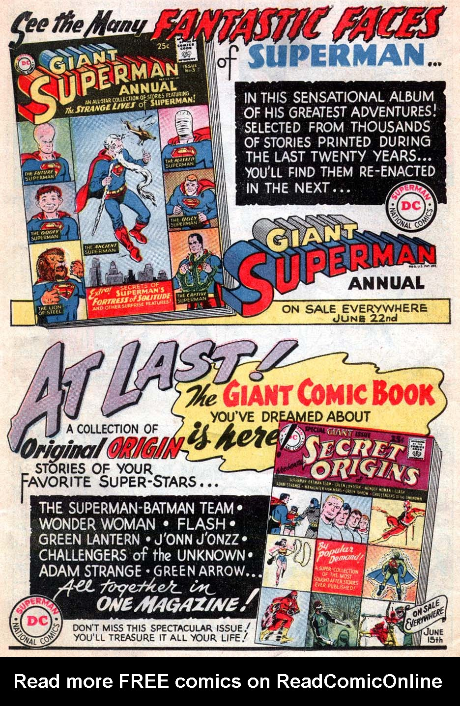 Read online Action Comics (1938) comic -  Issue #278 - 34