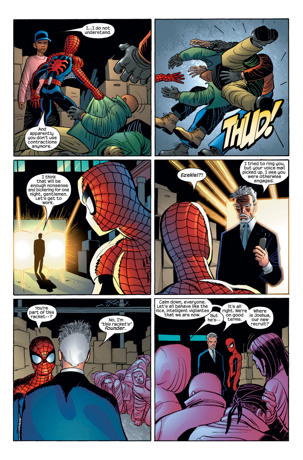 The Amazing Spider-Man (1999) 56 Page 15