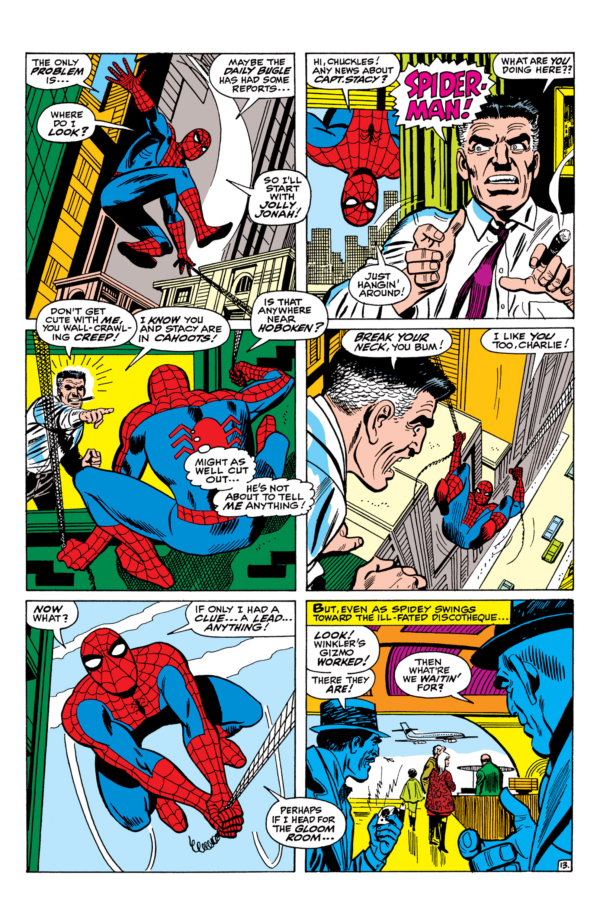 The Amazing Spider-Man (1963) 61 Page 13