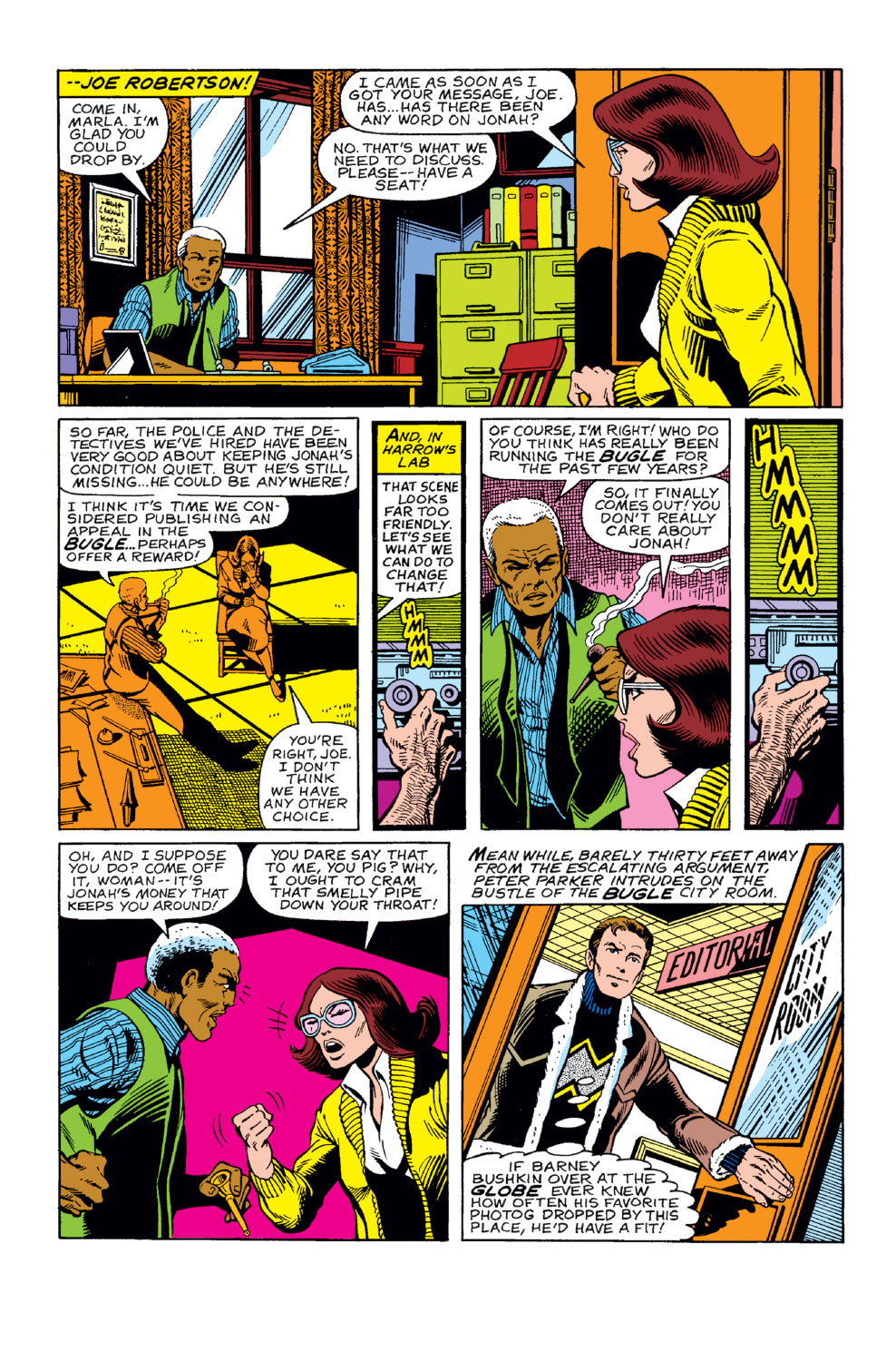 The Amazing Spider-Man (1963) 206 Page 5