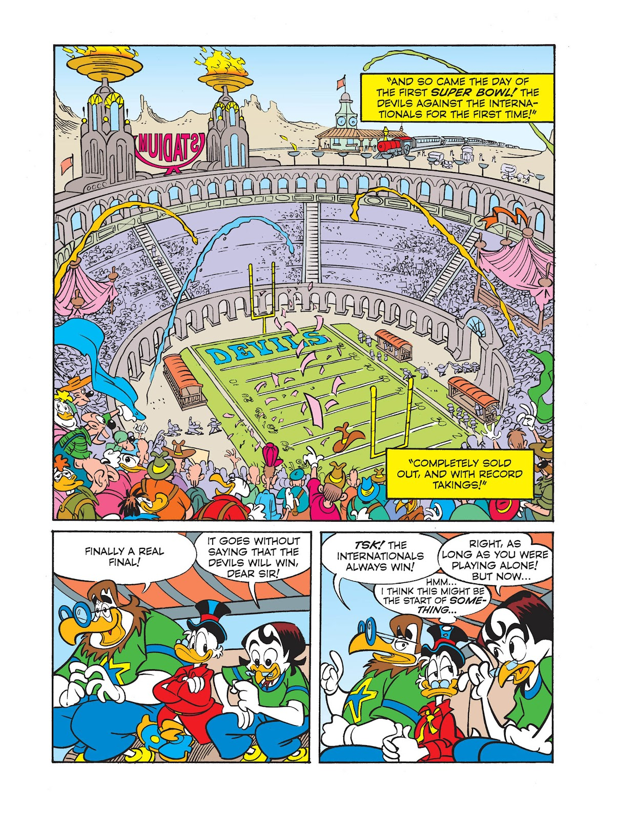 All of Scrooge McDuck's Millions Issue #2 #2 - English 24
